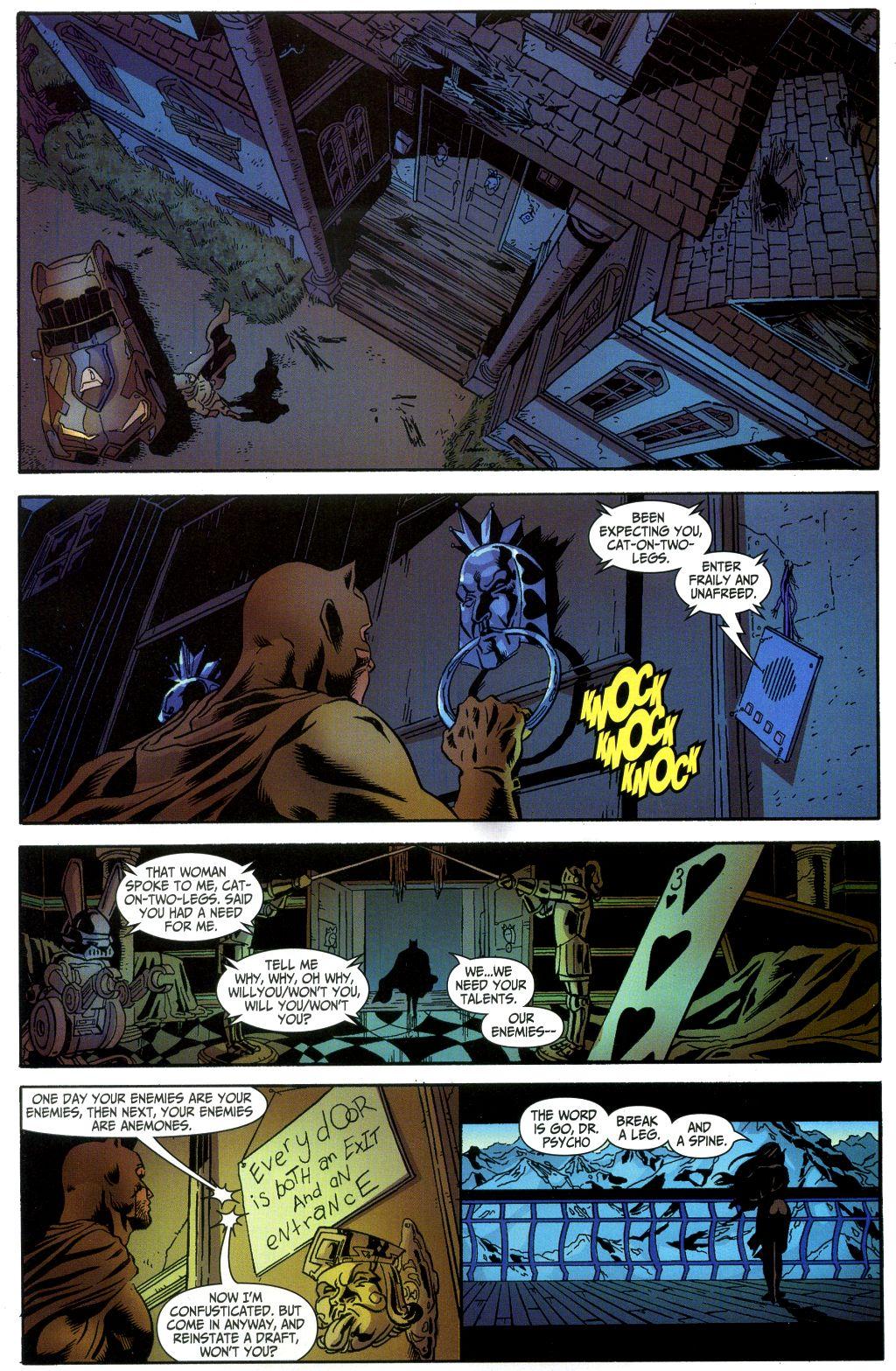 Read online Secret Six (2006) comic -  Issue #1 - 19