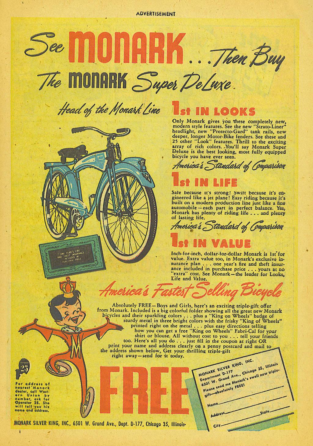 Read online Adventure Comics (1938) comic -  Issue #153 - 38