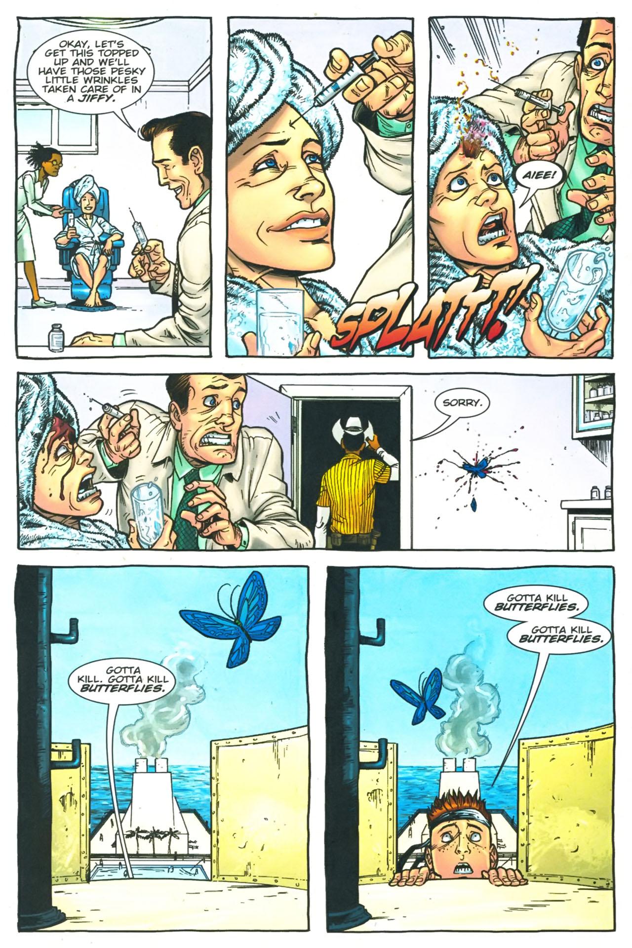 Read online The Exterminators comic -  Issue #24 - 12