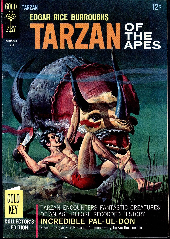 Tarzan (1962) issue 167 - Page 1