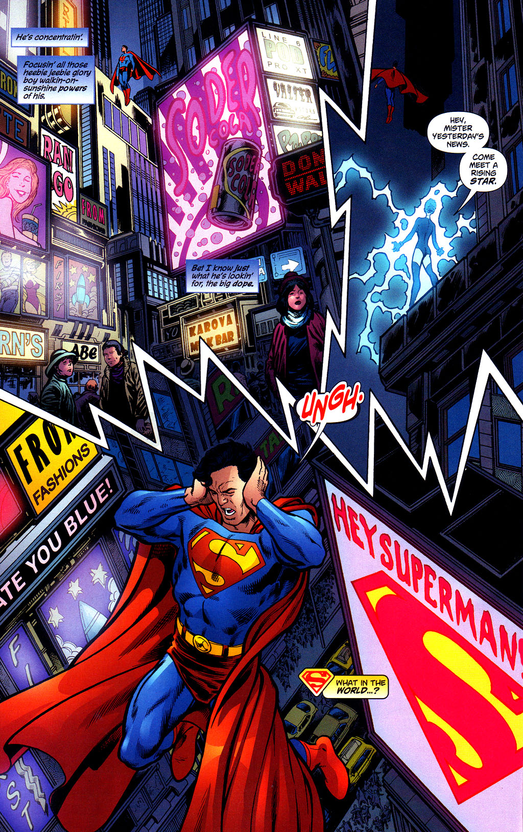 Read online Action Comics (1938) comic -  Issue #835 - 11