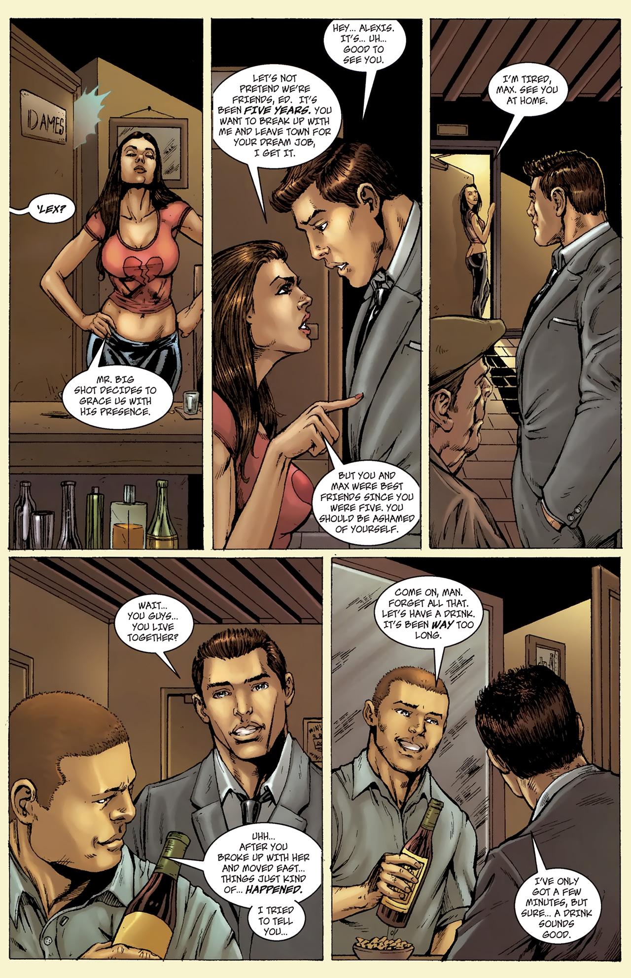 Read online Phoenix comic -  Issue #0 - 6