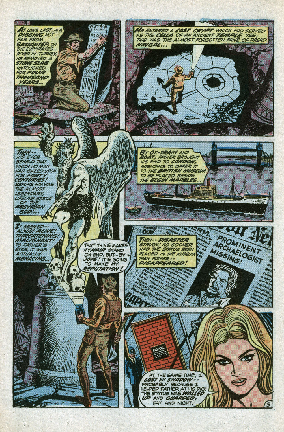 Chamber of Chills (1972) issue 3 - Page 26