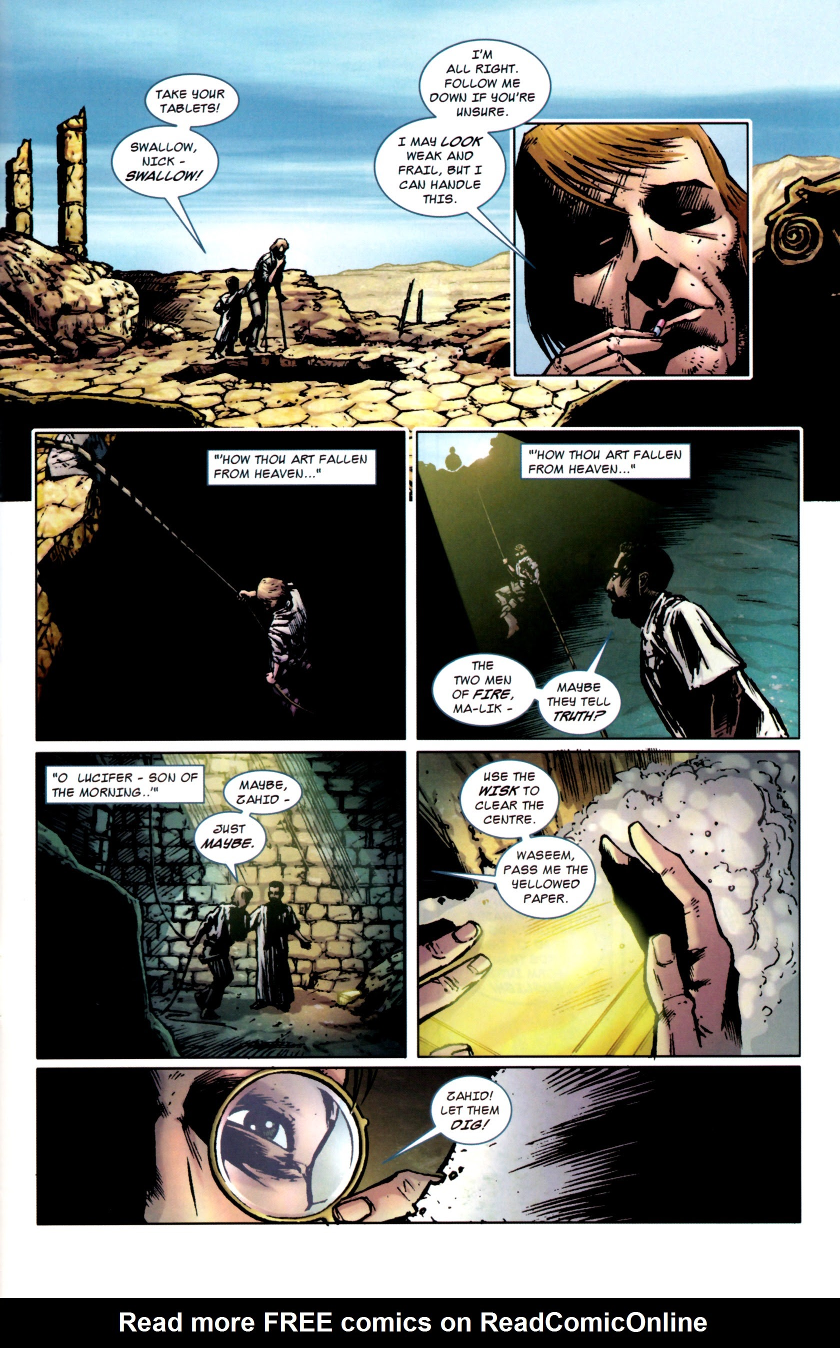 Read online Abiding Perdition comic -  Issue #5 - 29