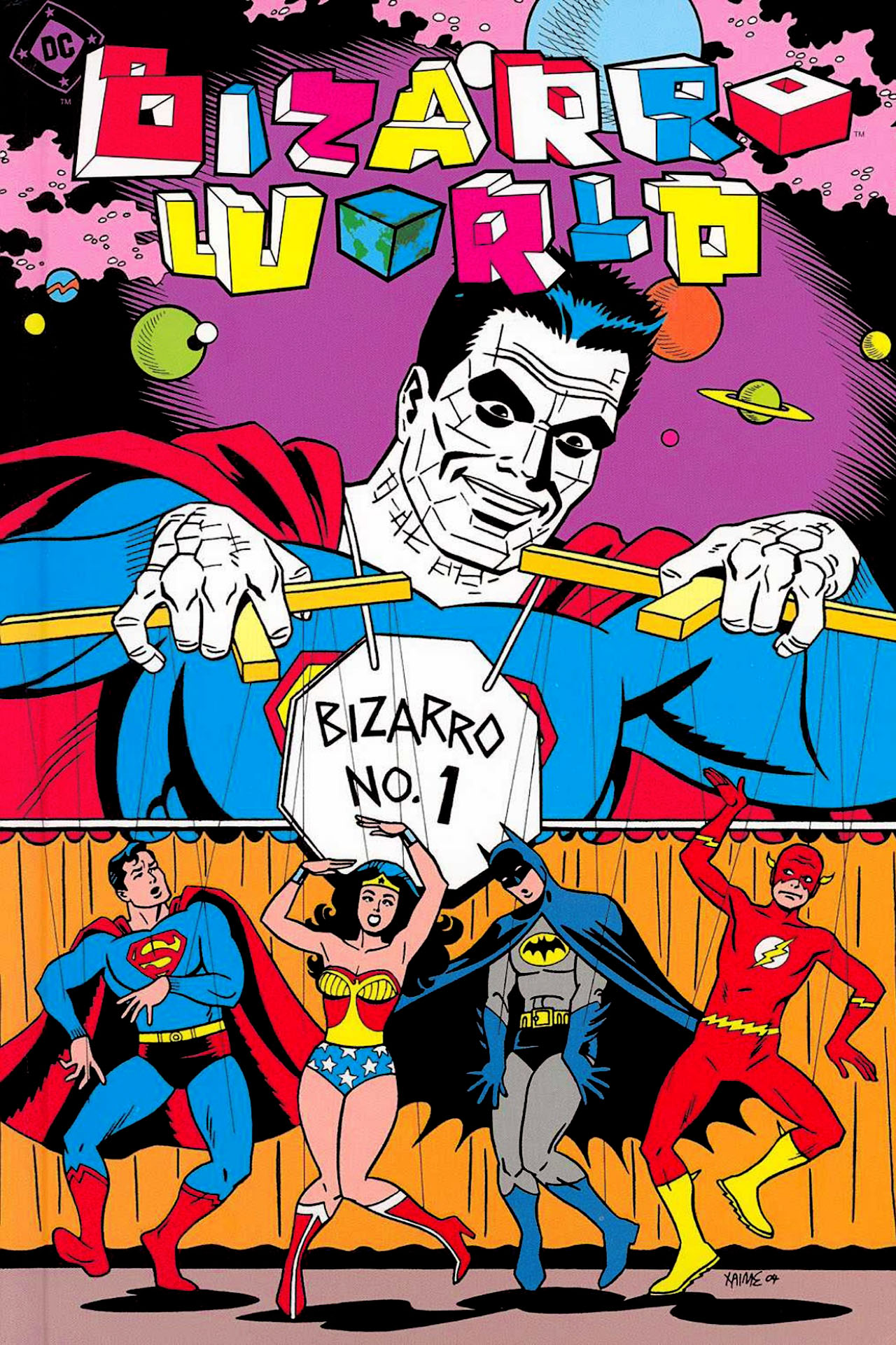Read online Bizarro World comic -  Issue # TPB - 1