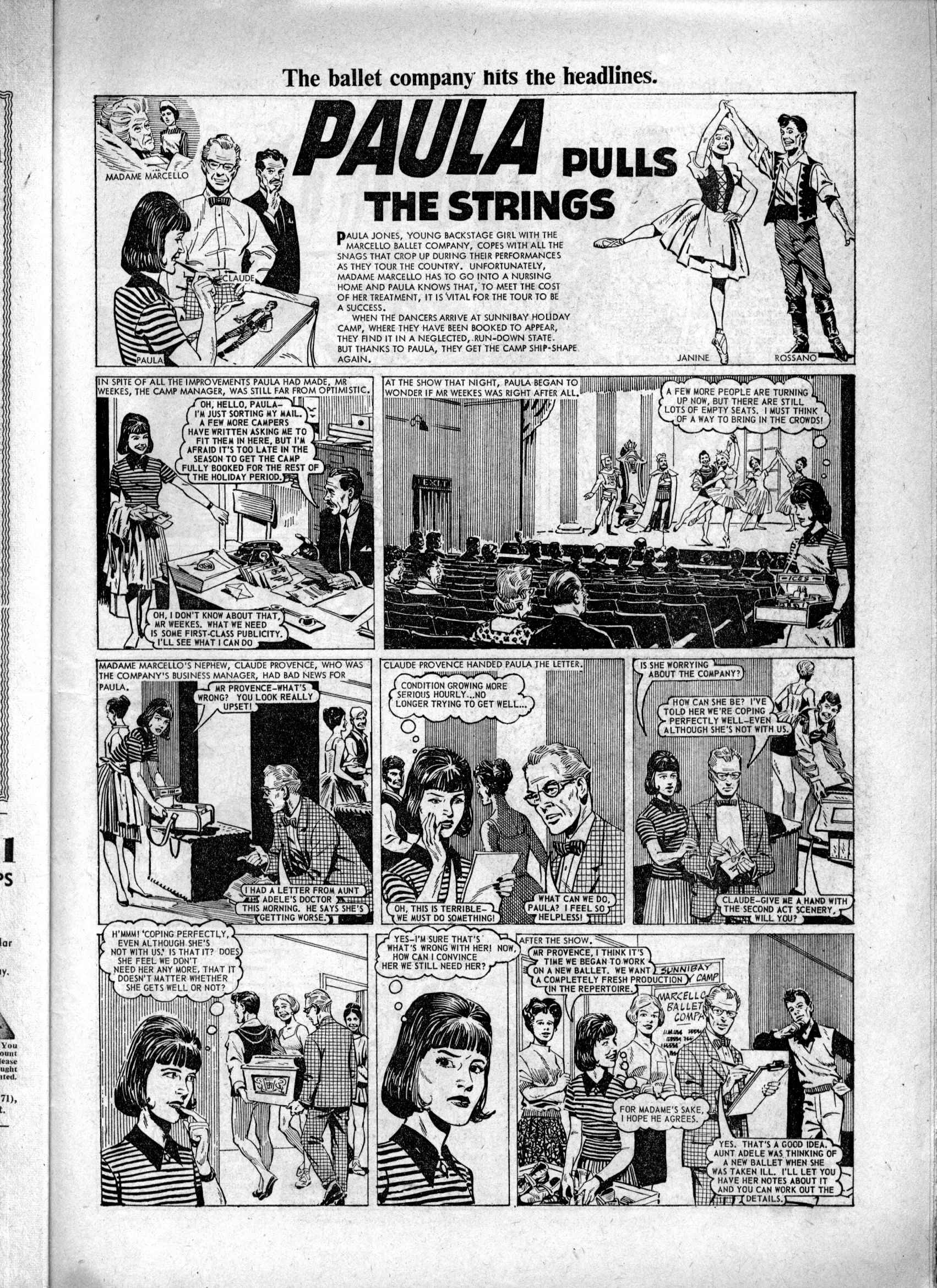 Read online Judy comic -  Issue #226 - 19