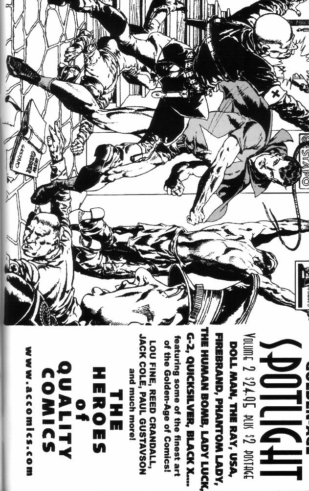 Read online Men of Mystery Comics comic -  Issue #45 - 52