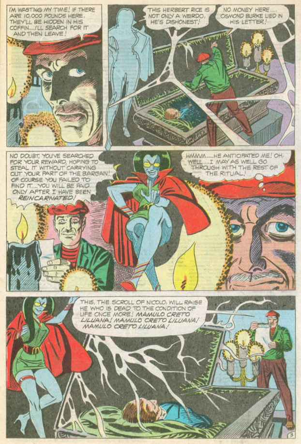 Read online Beyond the Grave (1983) comic -  Issue #14 - 4