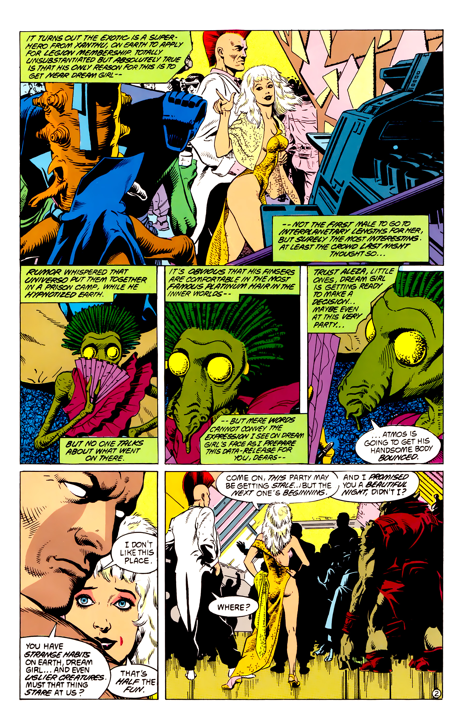 Legion of Super-Heroes (1984) _Annual_4 Page 37