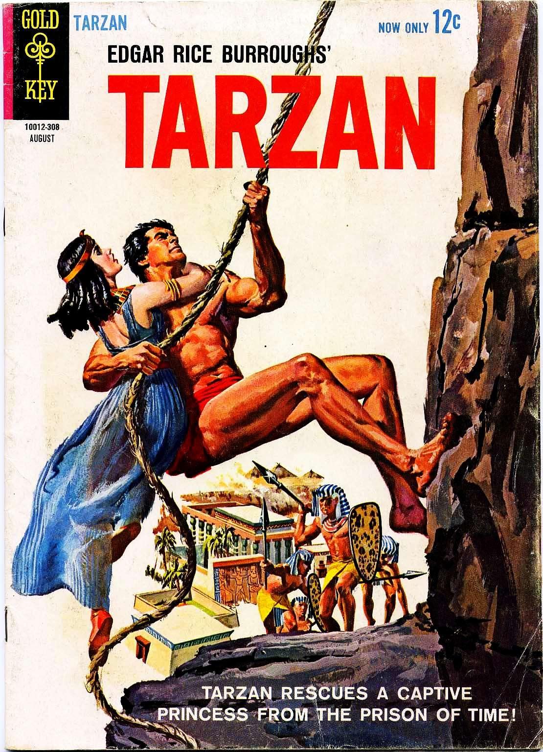 Tarzan (1962) issue 137 - Page 1