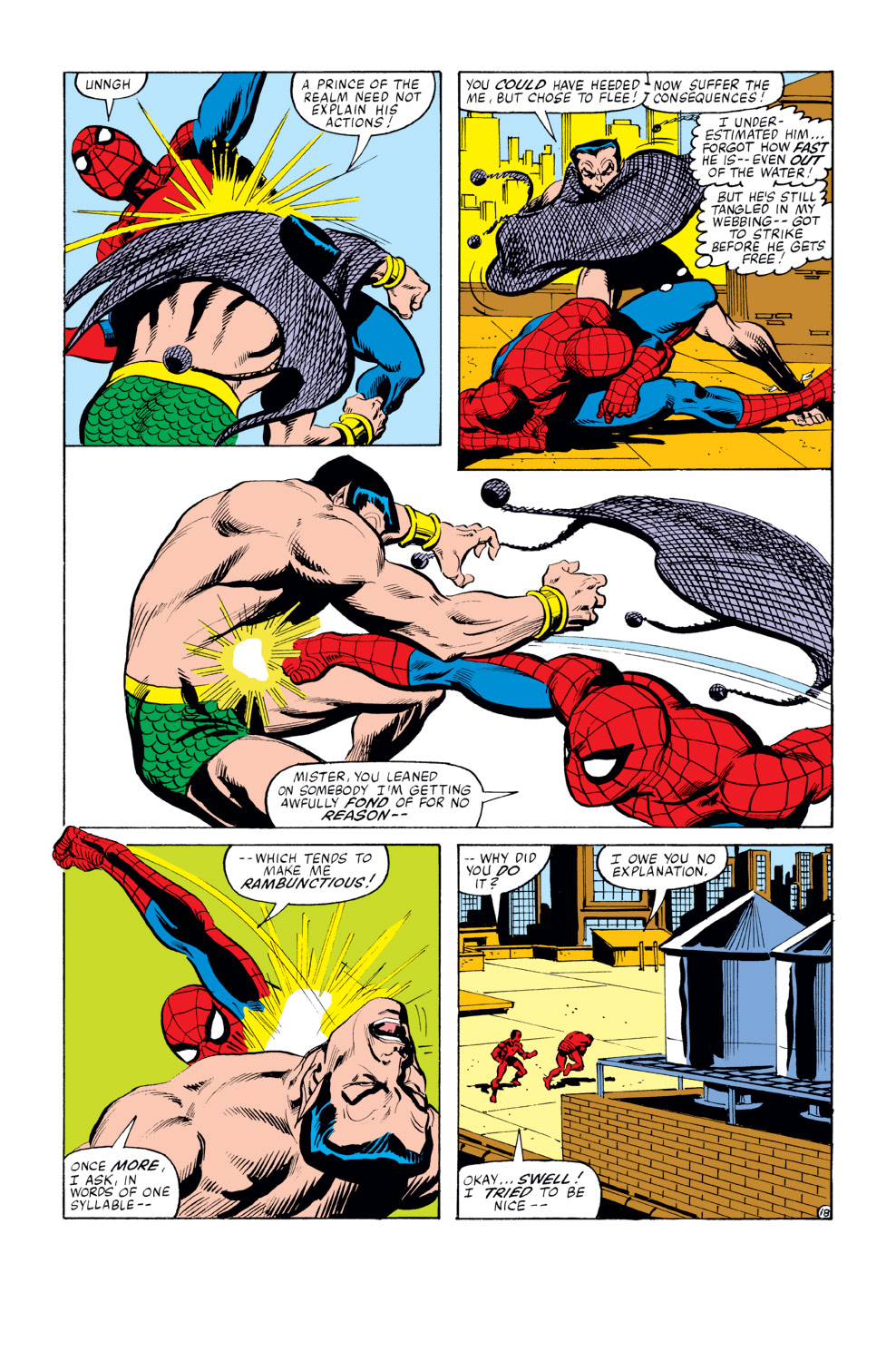The Amazing Spider-Man (1963) 214 Page 18