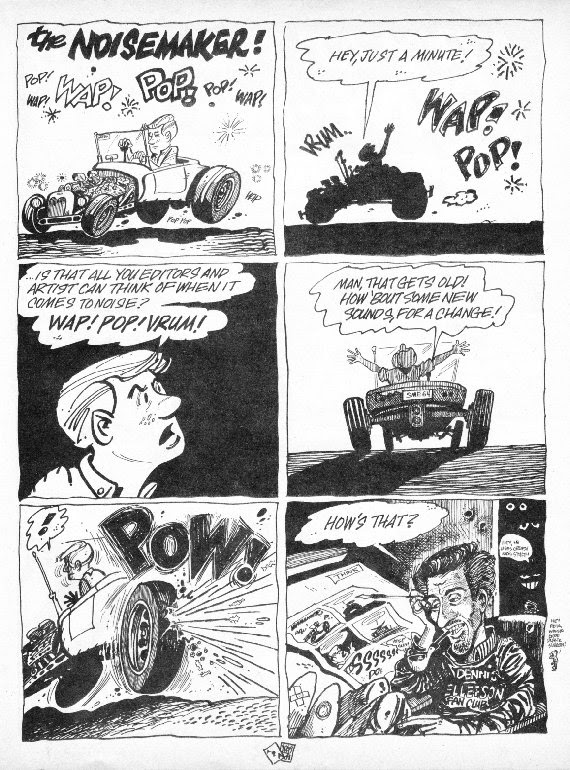 Drag Cartoons issue 6 - Page 21