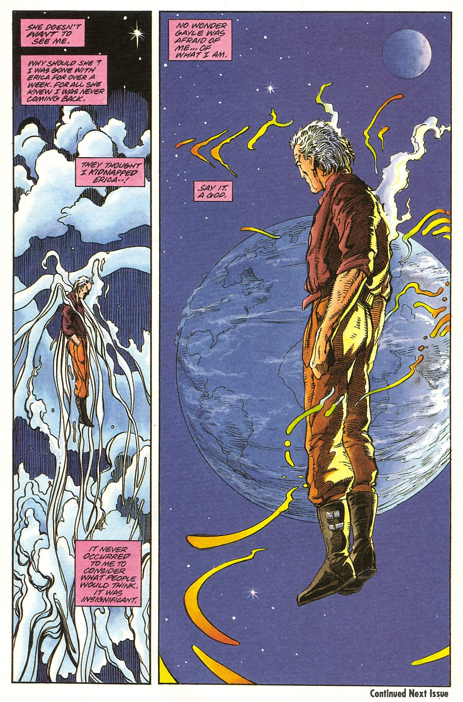 Read online Solar, Man of the Atom comic -  Issue #9 - 25
