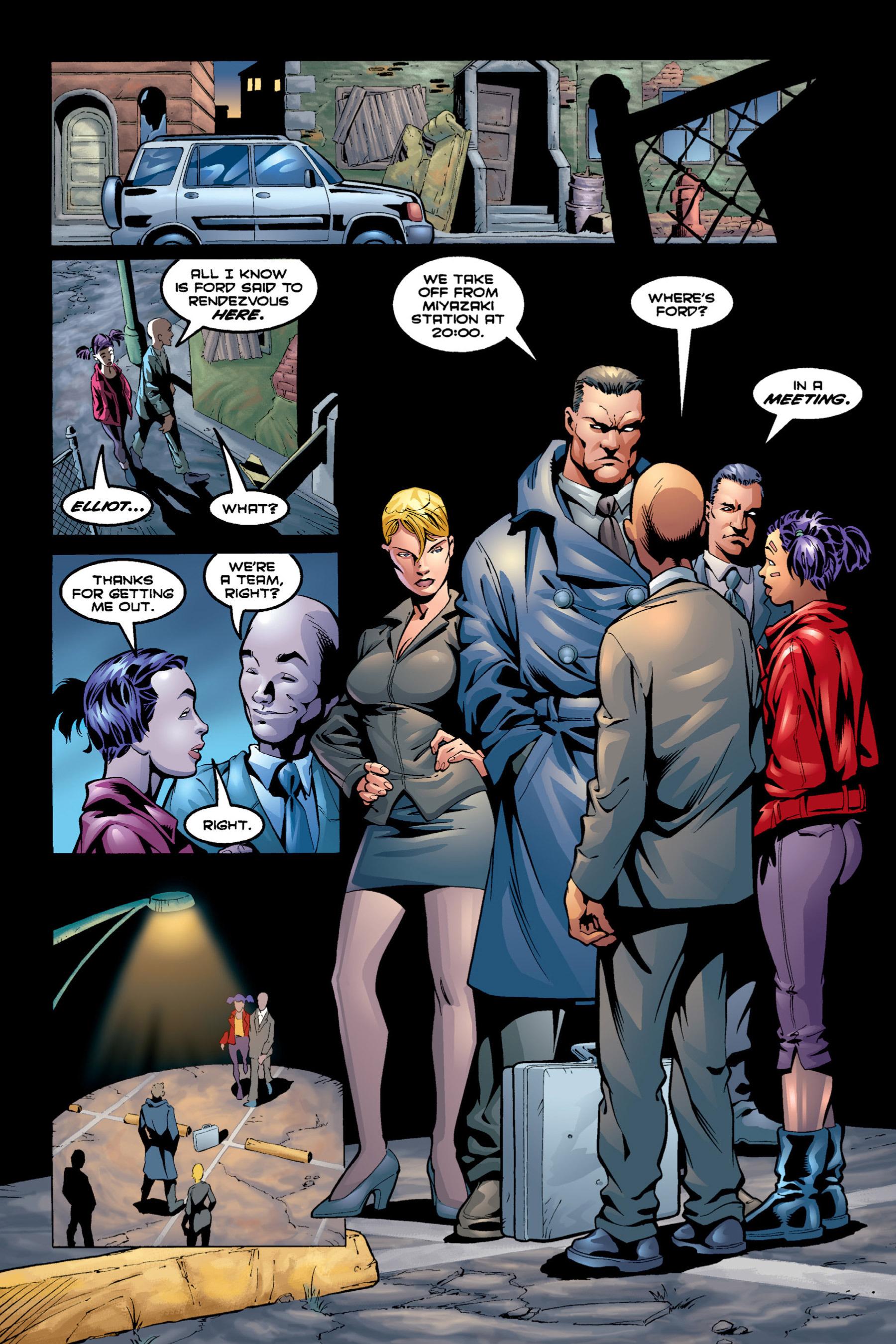 Read online Aliens vs. Predator Omnibus comic -  Issue # _TPB 2 Part 4 - 46