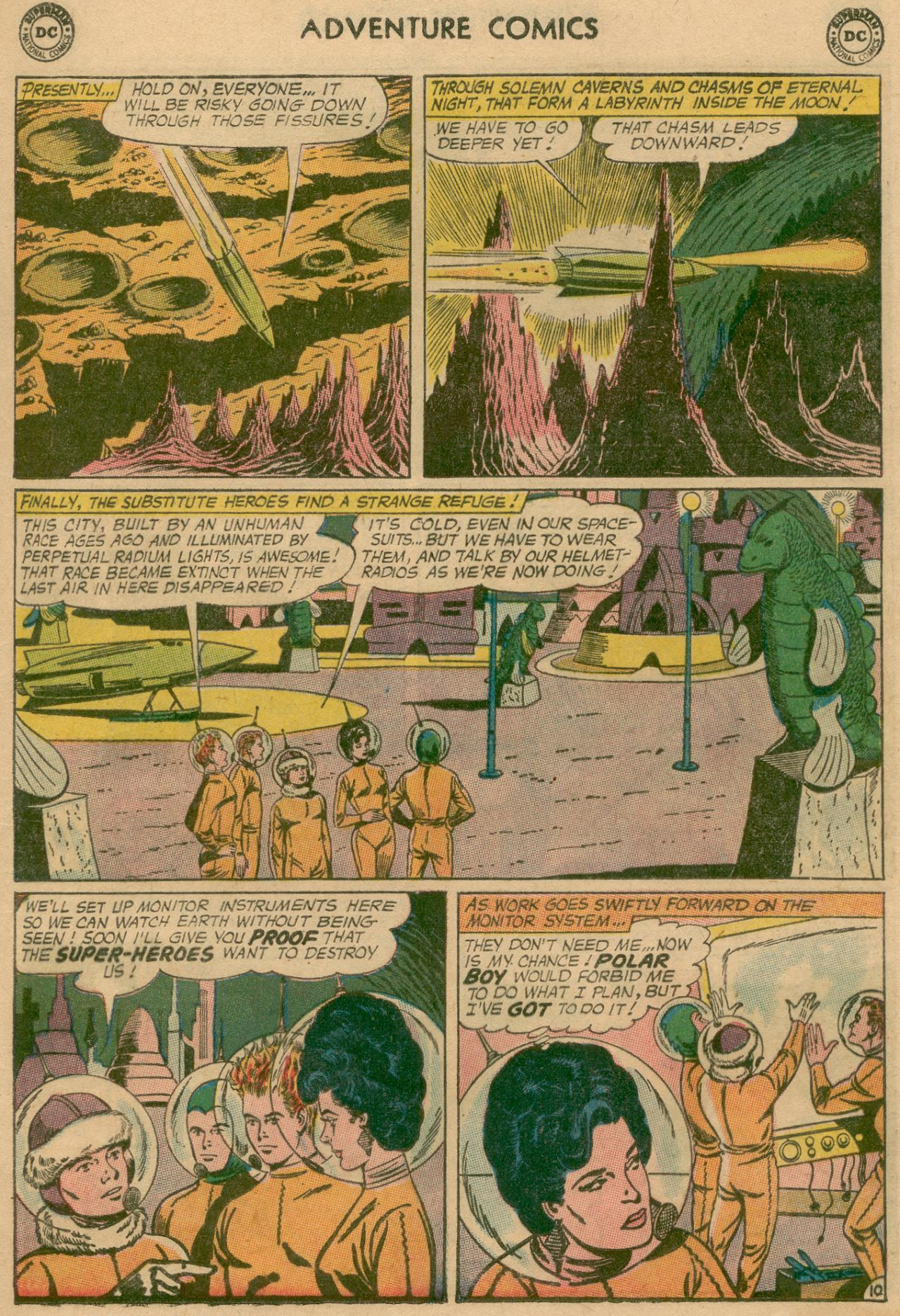 Read online Adventure Comics (1938) comic -  Issue #311 - 11