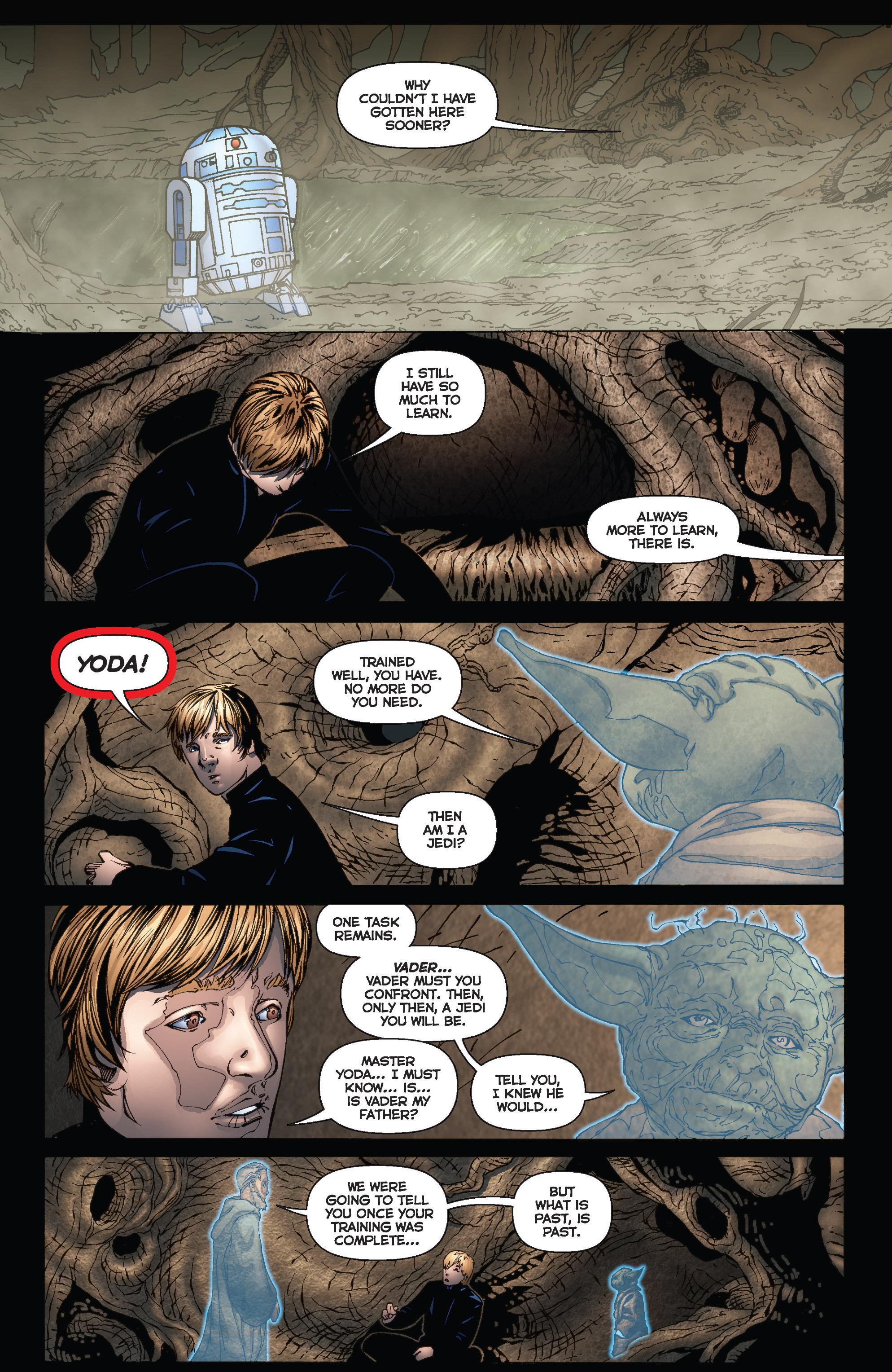 Read online Star Wars Omnibus comic -  Issue # Vol. 27 - 213