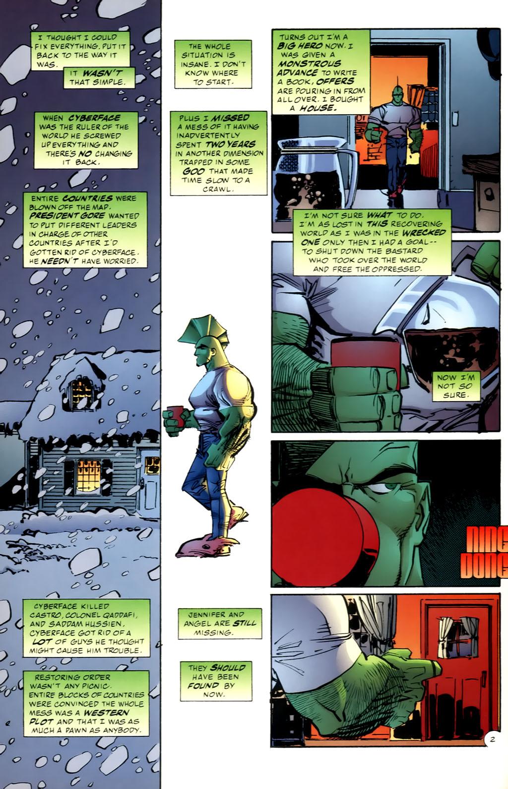 The Savage Dragon (1993) Issue #97 #100 - English 4
