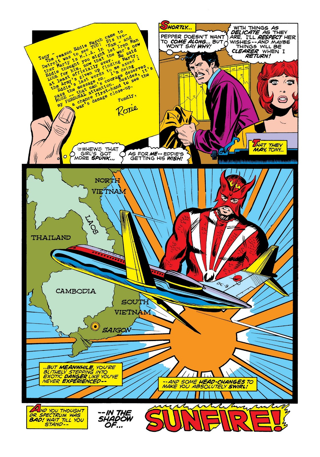 Read online Marvel Masterworks: The Invincible Iron Man comic -  Issue # TPB 9 (Part 3) - 91