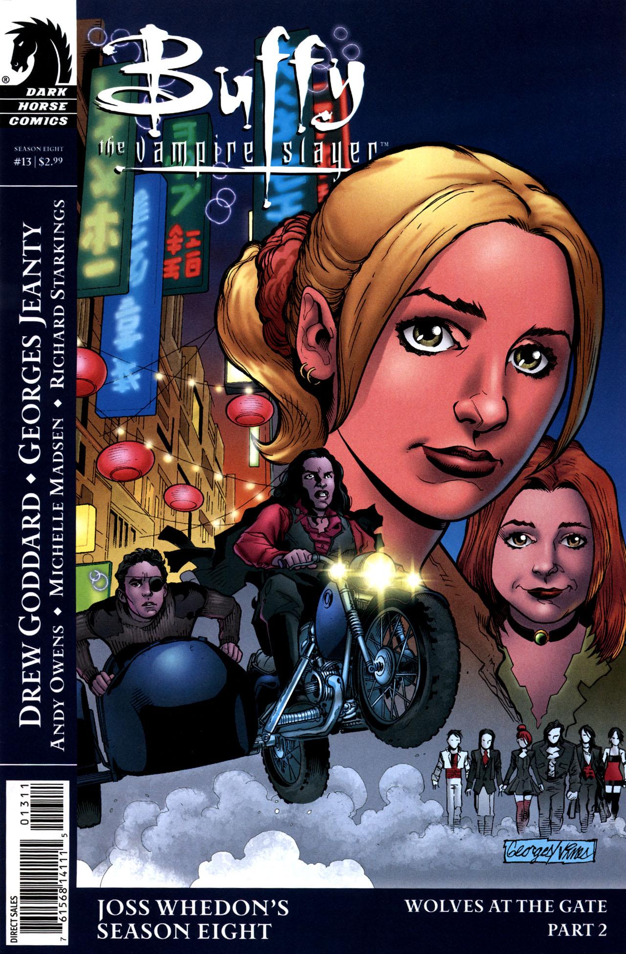 Buffy the Vampire Slayer Season Eight 13 Page 2