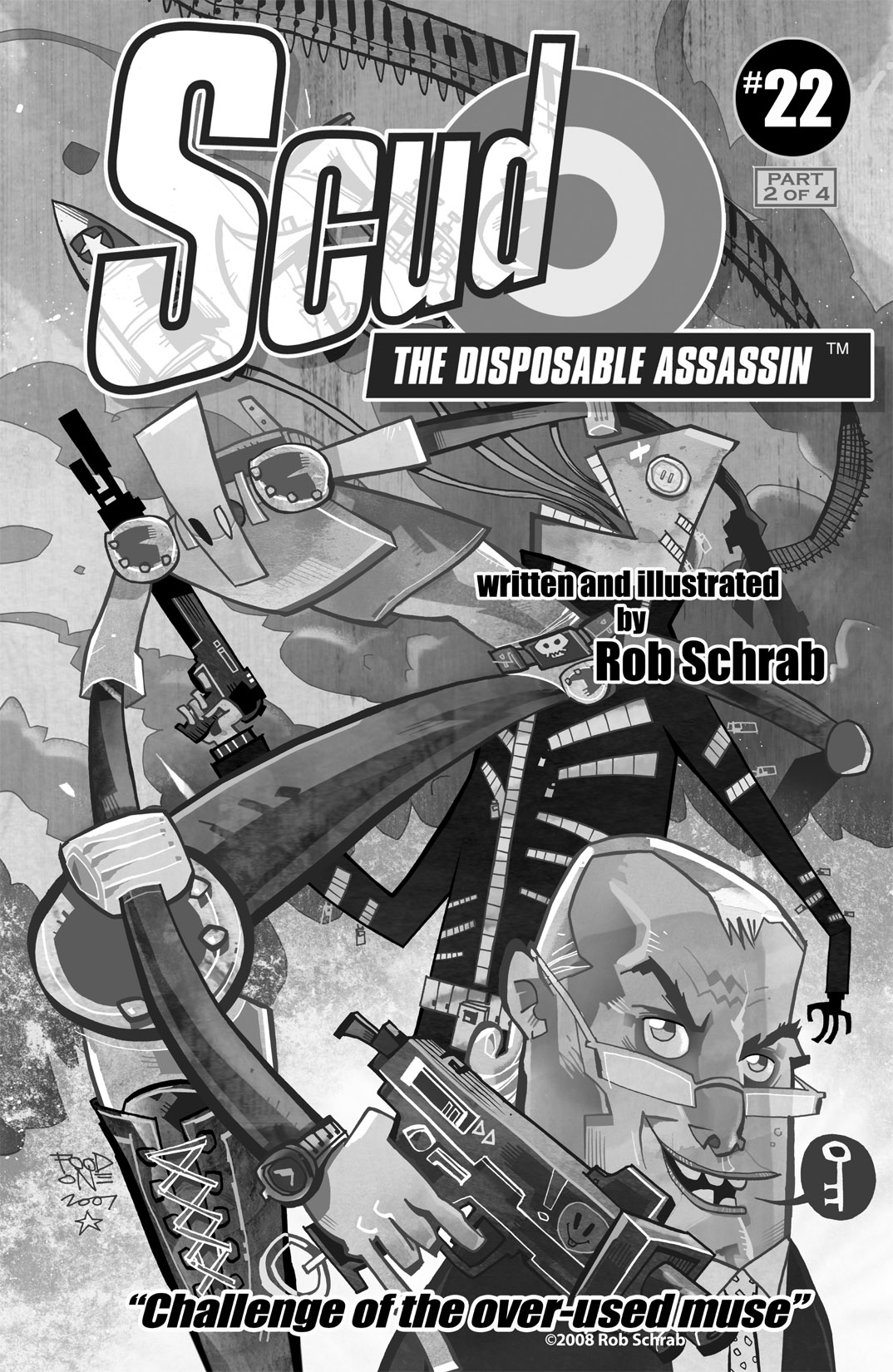 Read online Scud: The Disposable Assassin: The Whole Shebang comic -  Issue # TPB (Part 4) - 54
