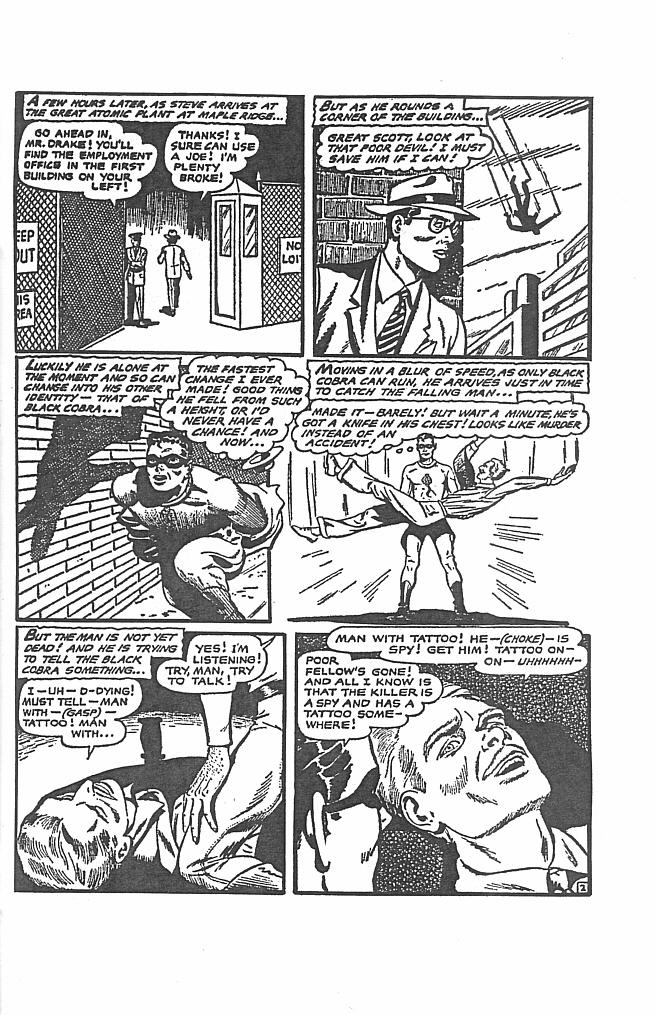 Read online Men of Mystery Comics comic -  Issue #38 - 45