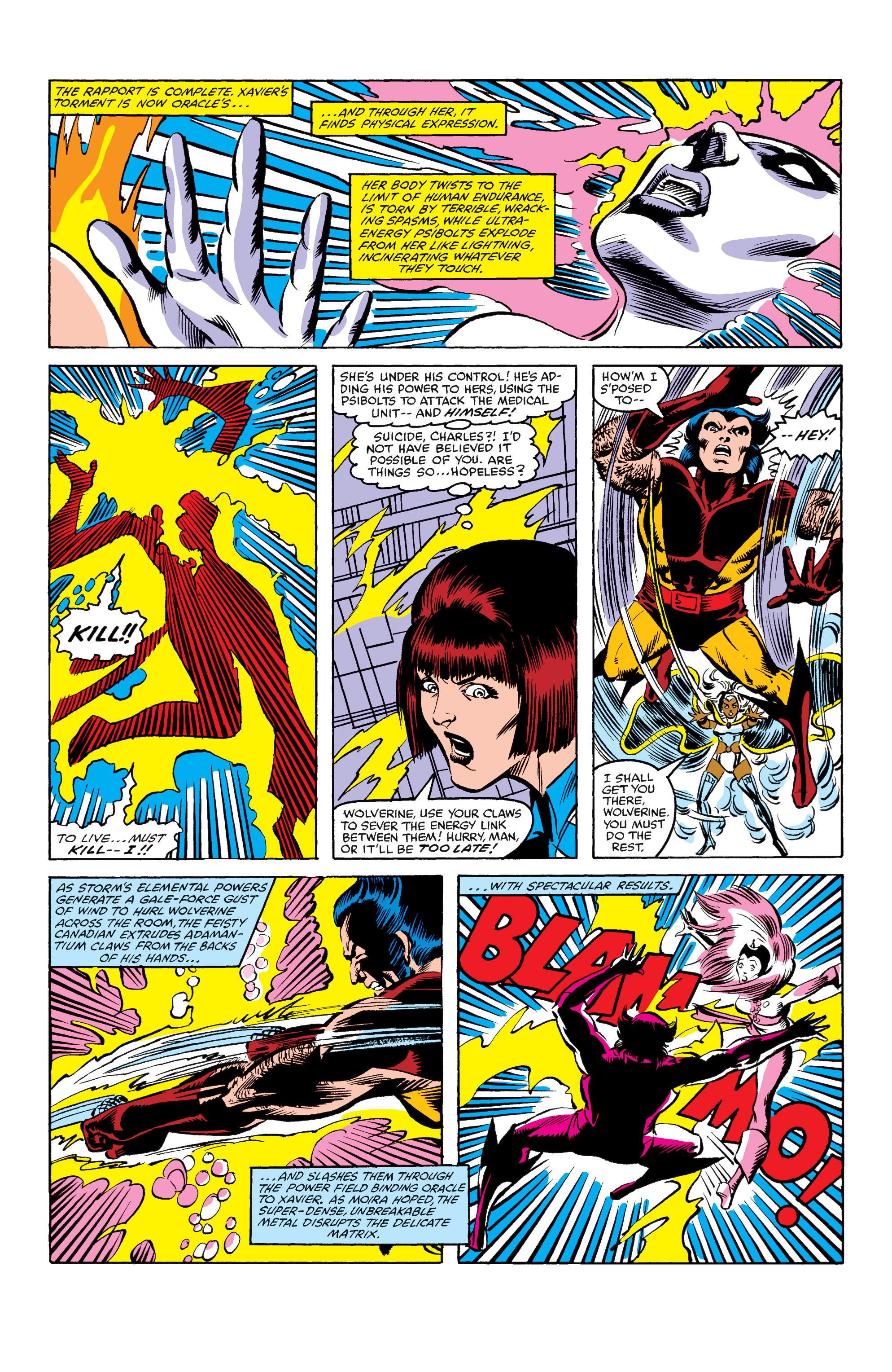 Read online Uncanny X-Men (1963) comic -  Issue #158 - 7