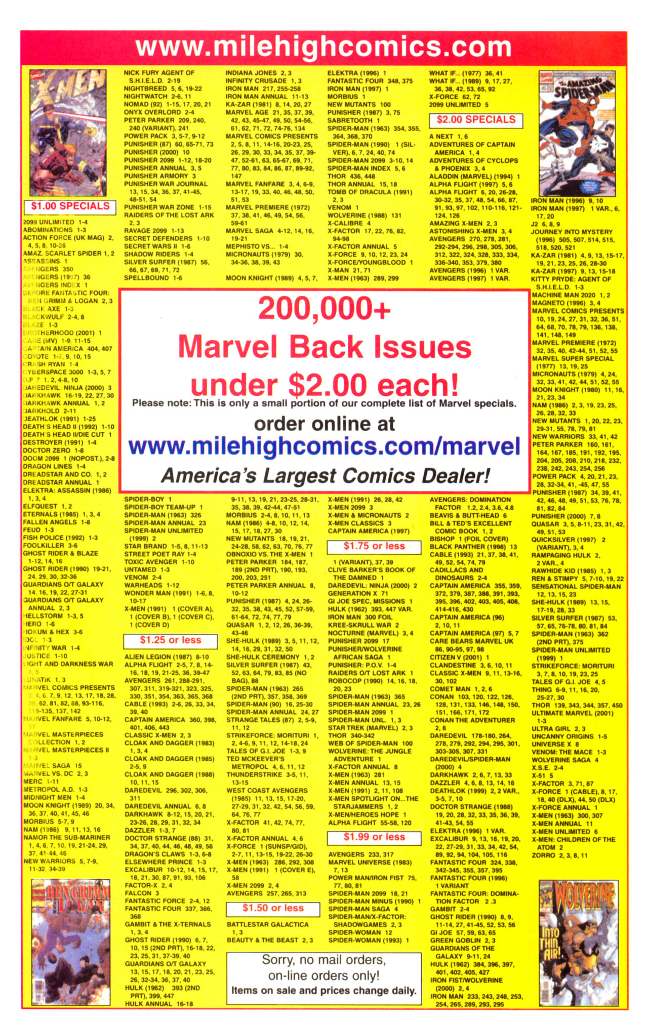 Read online Ultimate Marvel Team-Up comic -  Issue #9 - 20