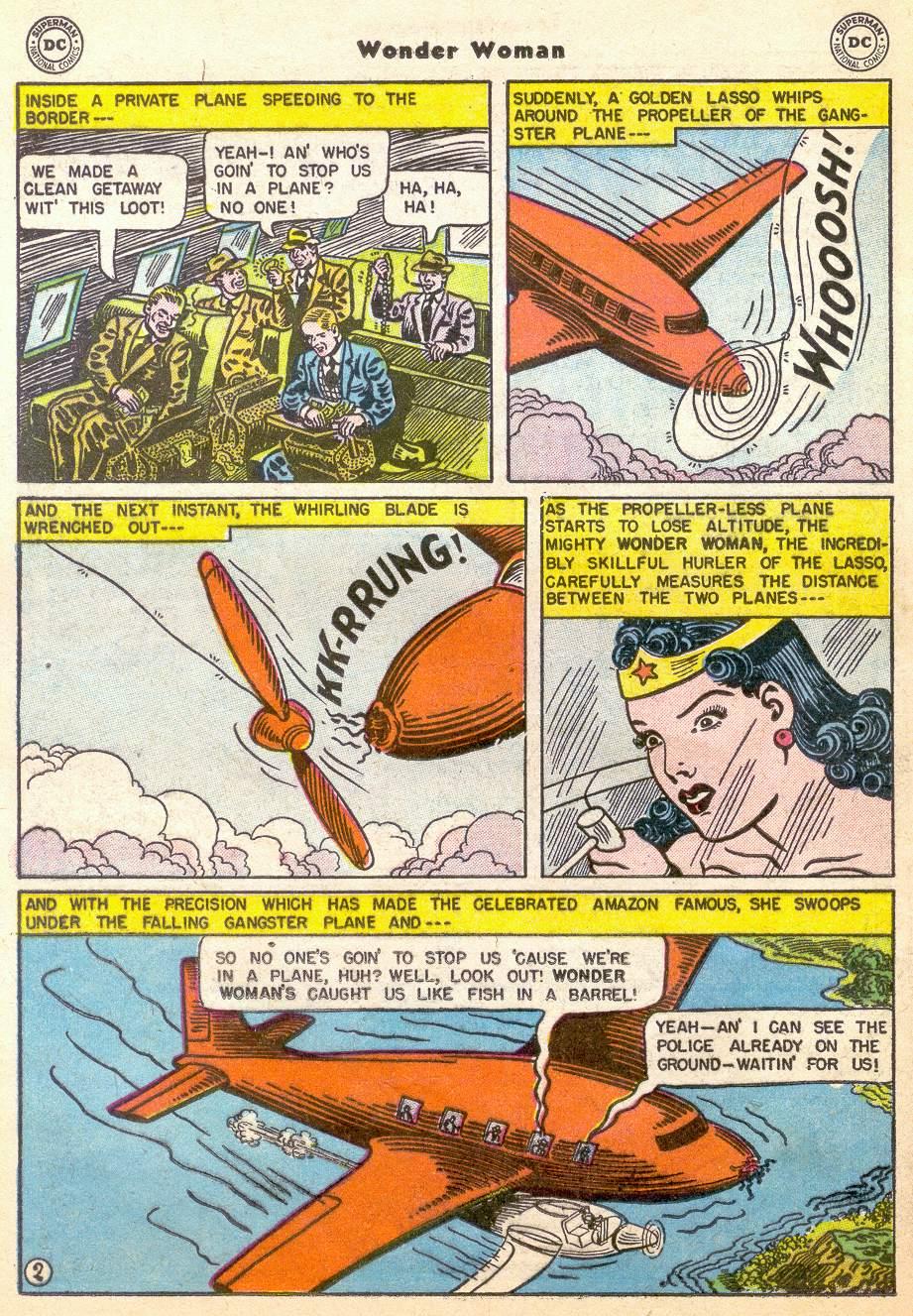 Read online Wonder Woman (1942) comic -  Issue #76 - 26
