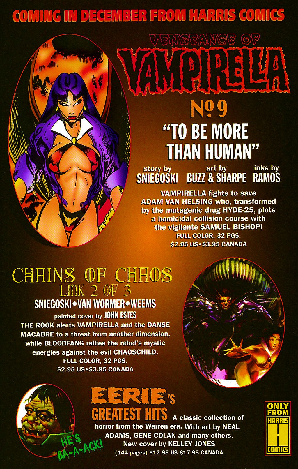 Read online Chains of Chaos comic -  Issue #1 - 32