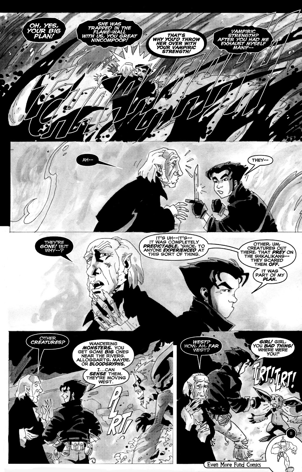 Read online Even More Fund Comics comic -  Issue # TPB (Part 1) - 11