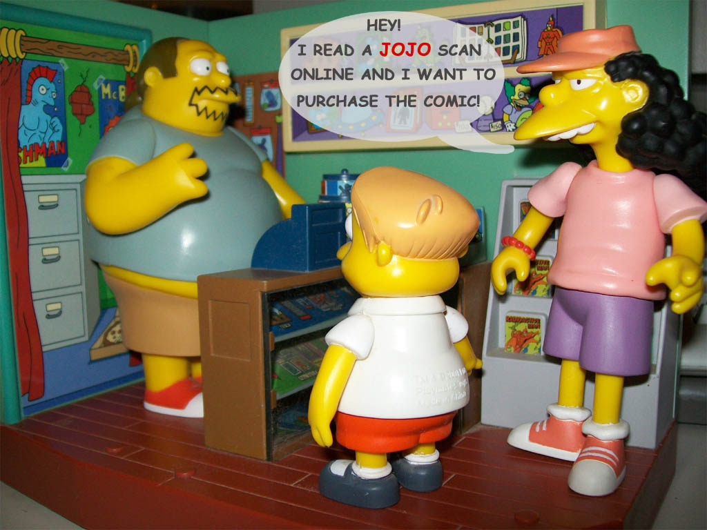 Read online Treehouse of Horror comic -  Issue #17 - 50