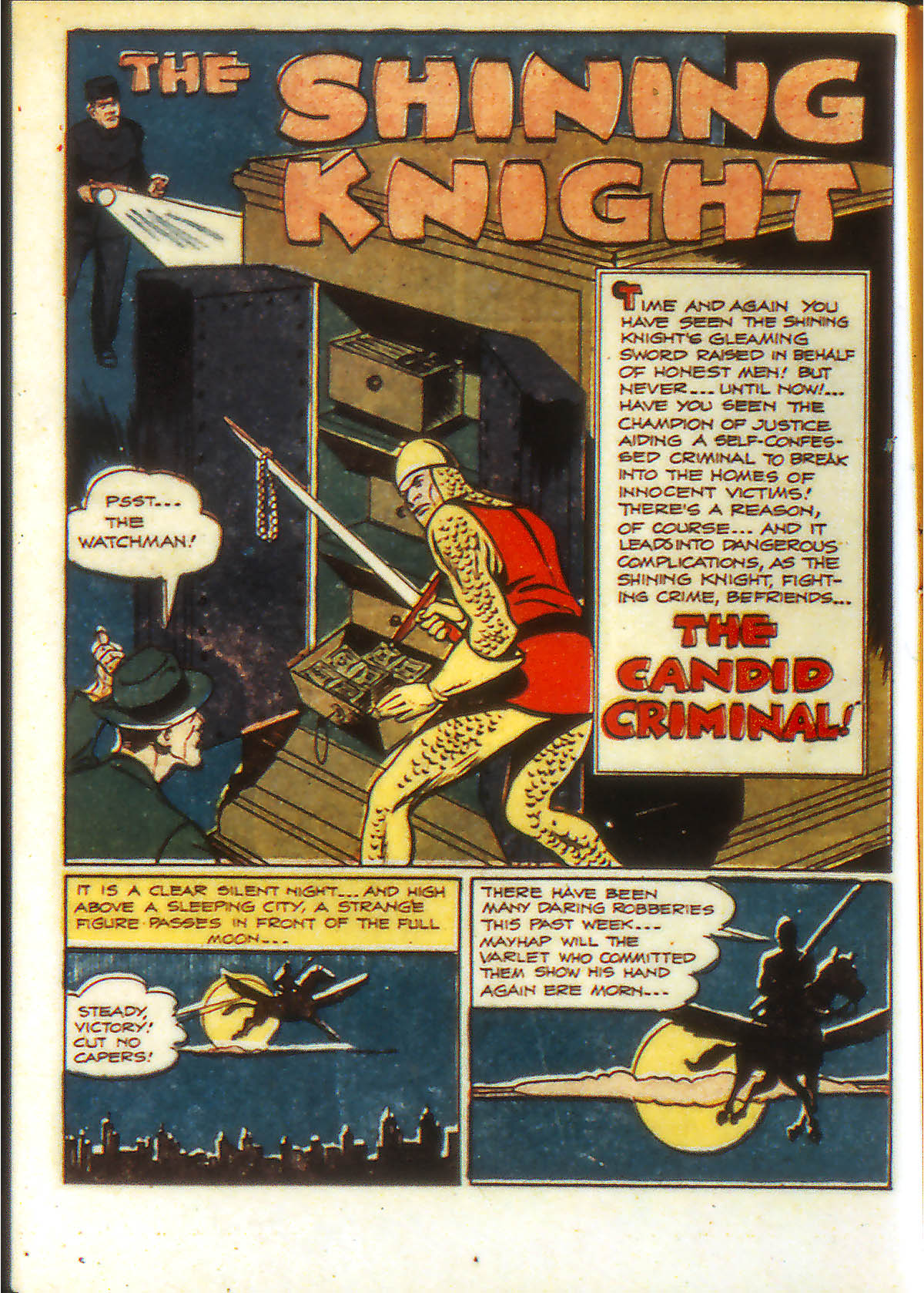 Read online Adventure Comics (1938) comic -  Issue #90 - 20