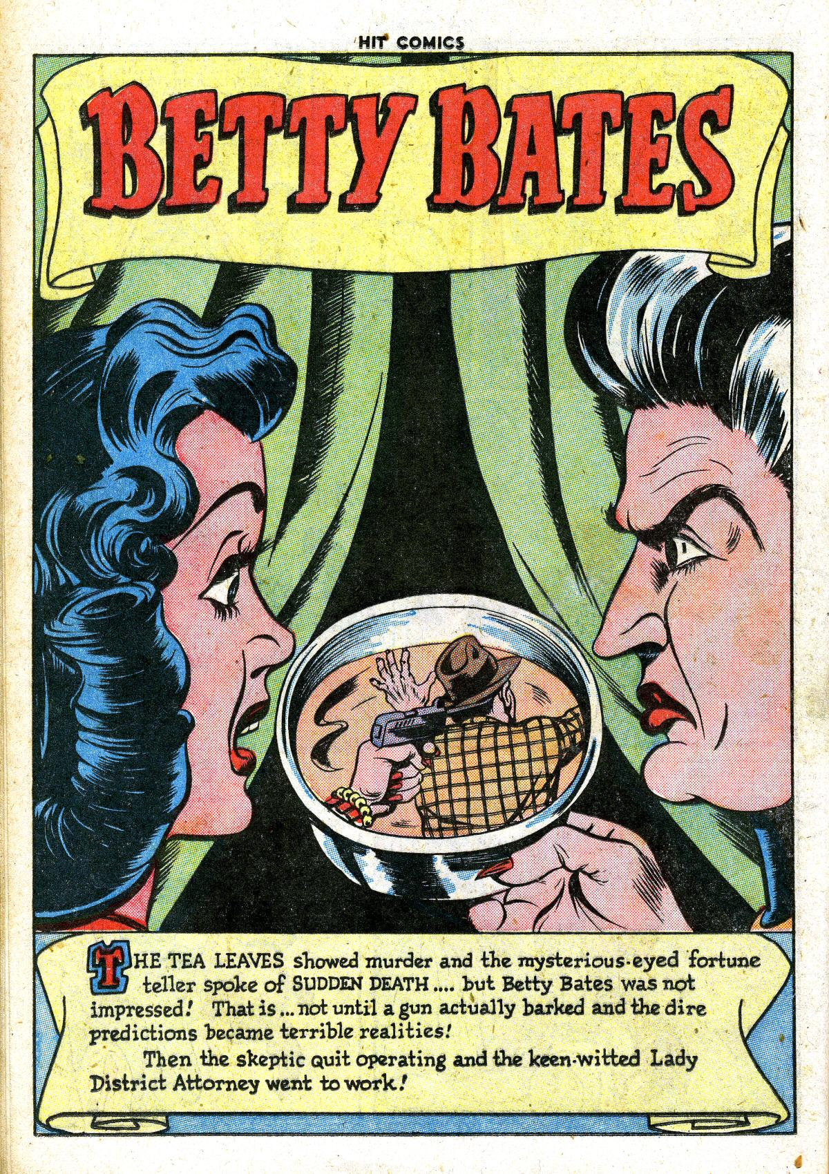 Read online Hit Comics comic -  Issue #41 - 30