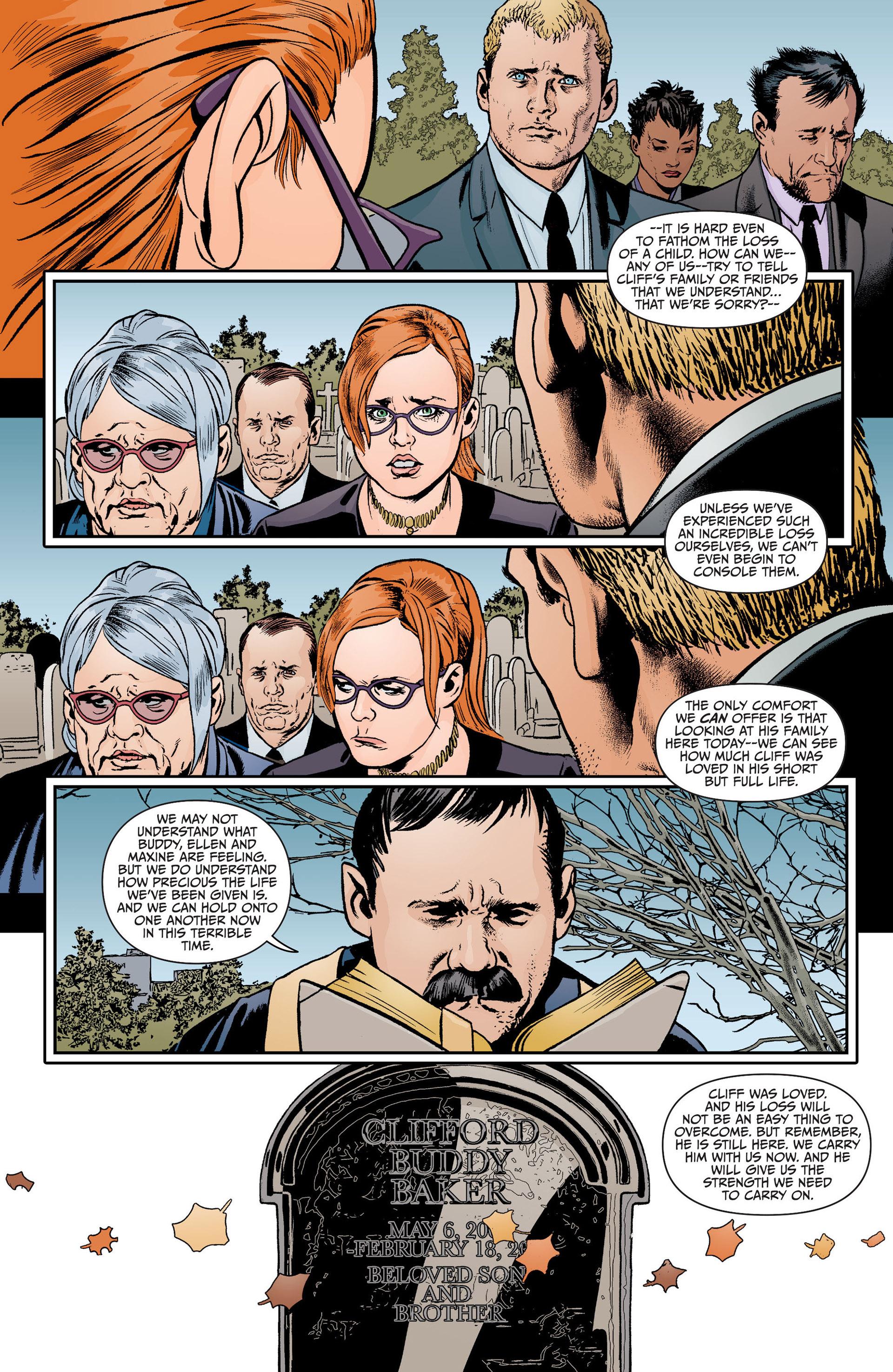 Read online Animal Man (2011) comic -  Issue #19 - 6