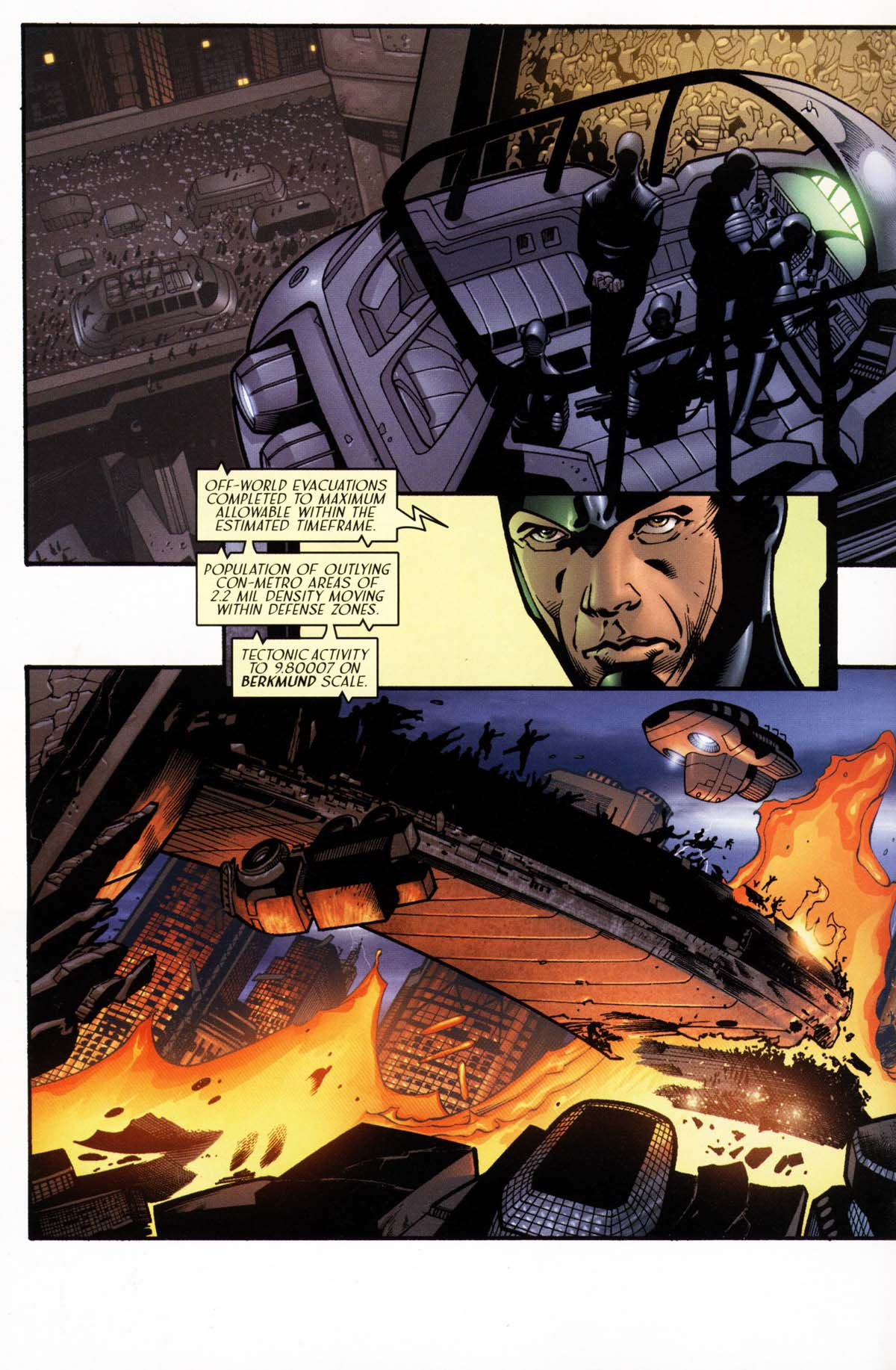 Read online Sigil (2000) comic -  Issue #26 - 16
