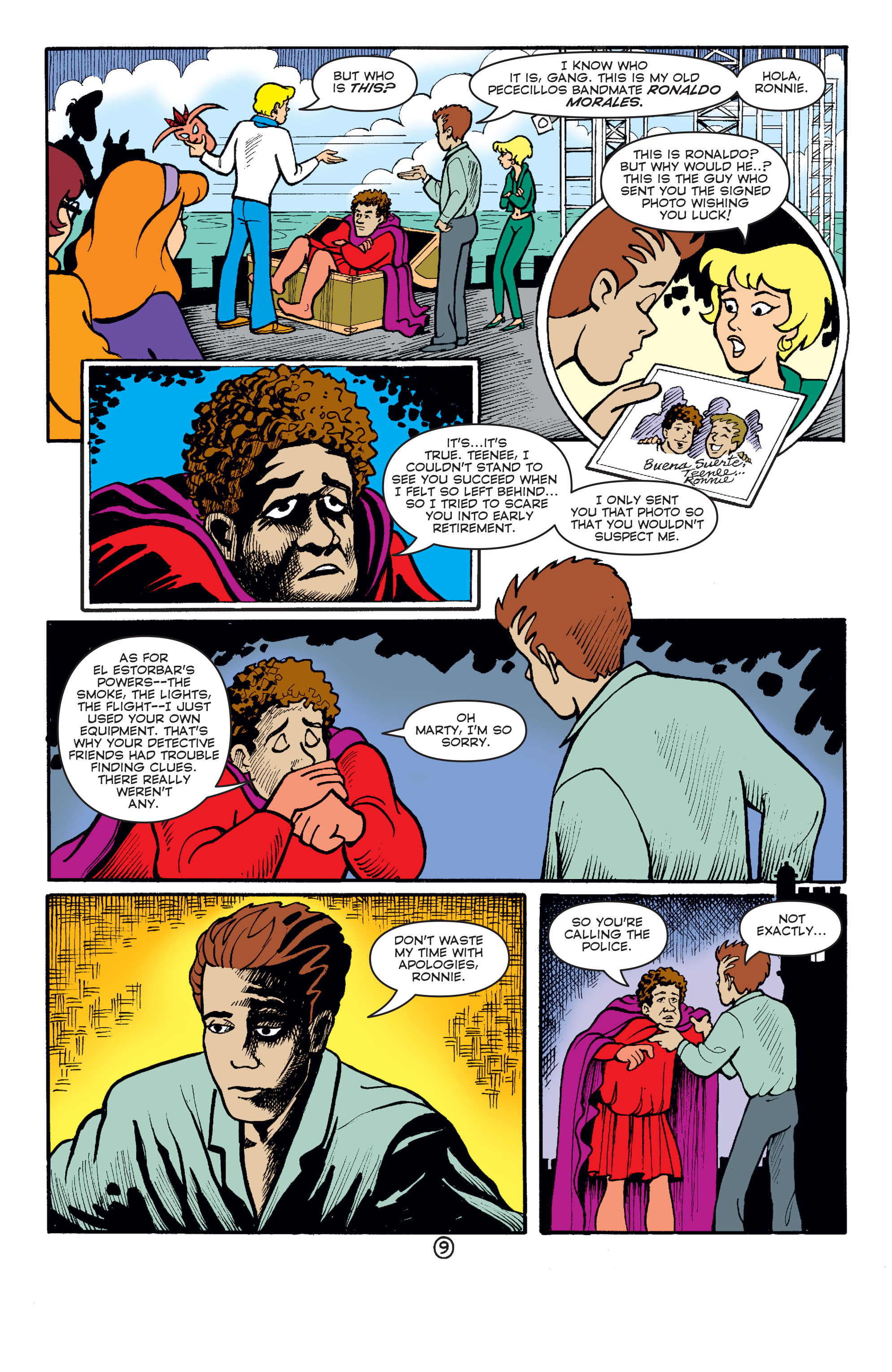 Read online Scooby-Doo (1997) comic -  Issue #57 - 22