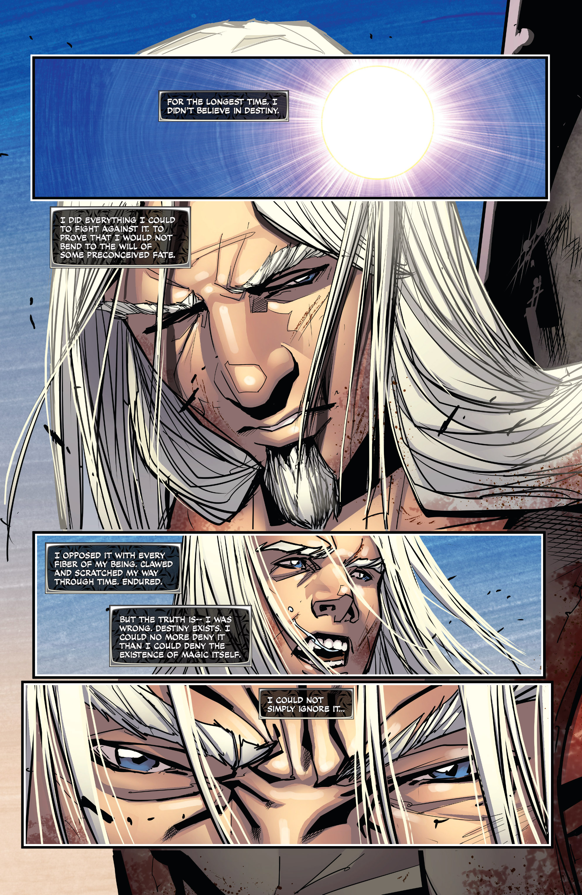 Read online All-New Soulfire Vol. 6 comic -  Issue #3 - 4