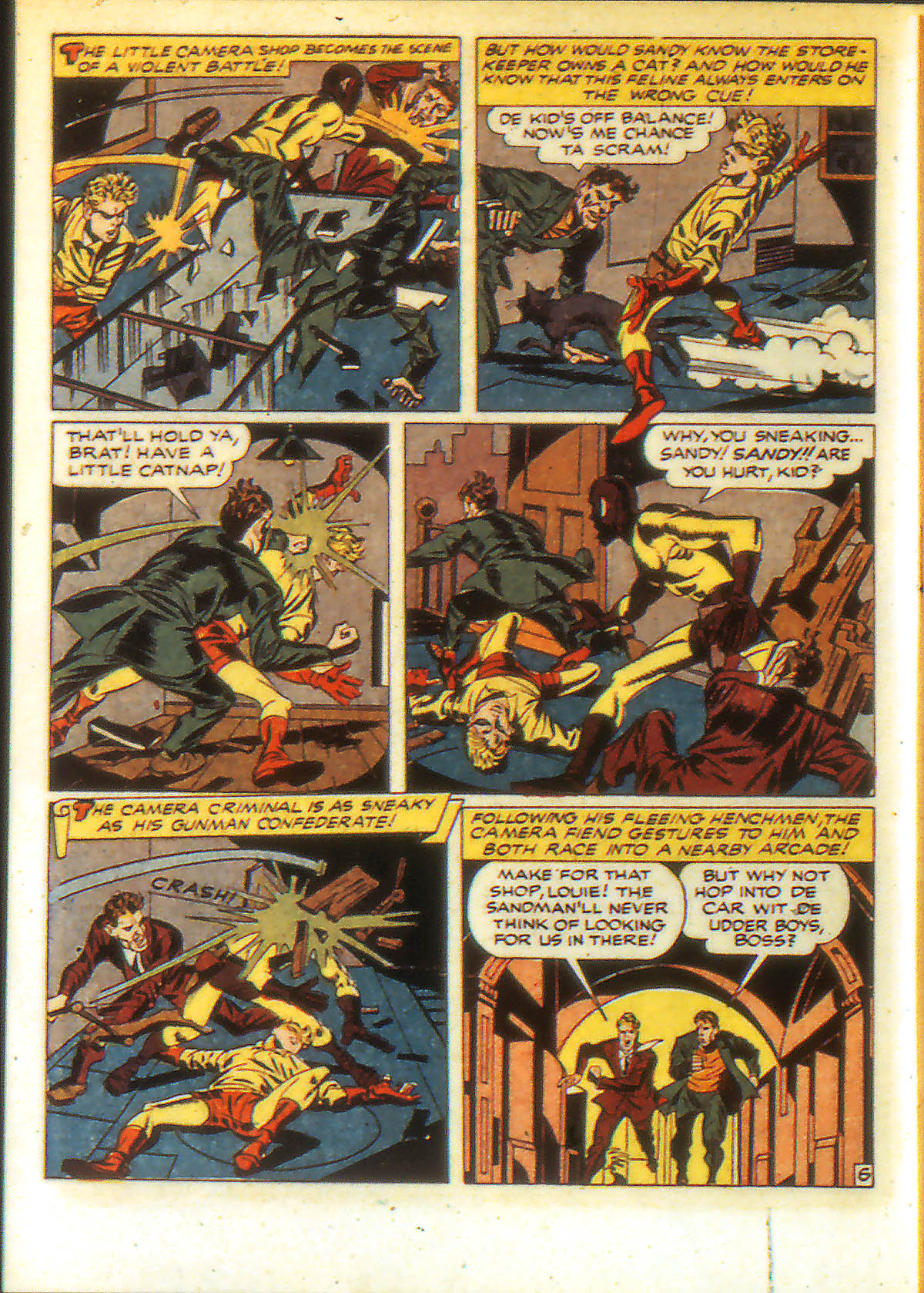 Read online Adventure Comics (1938) comic -  Issue #90 - 8