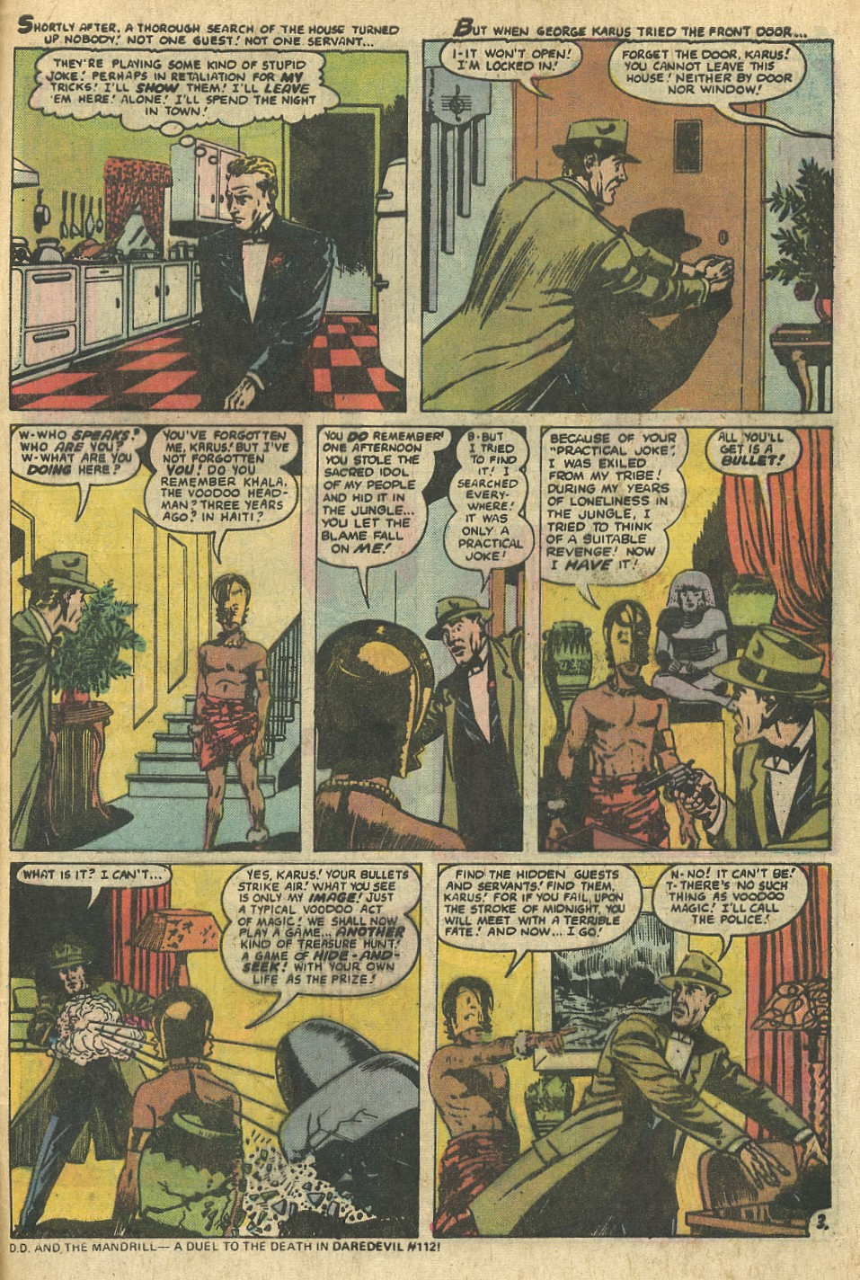 Journey Into Mystery (1972) issue 12 - Page 33