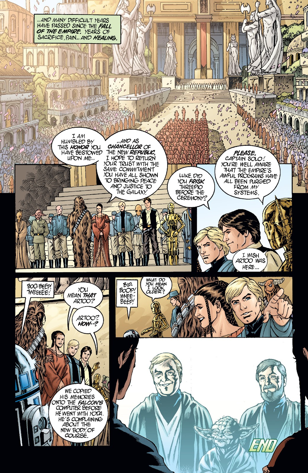 Read online Star Wars Legends: Infinities - Epic Collection comic -  Issue # TPB (Part 1) - 99