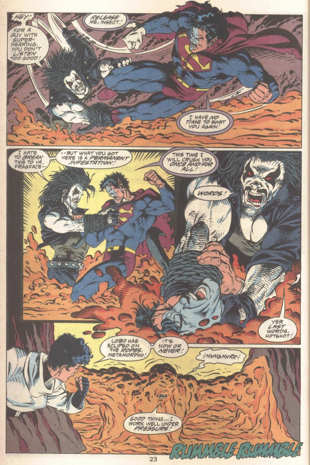 Read online Adventures of Superman (1987) comic -  Issue #Adventures of Superman (1987) _Annual 4 - 24