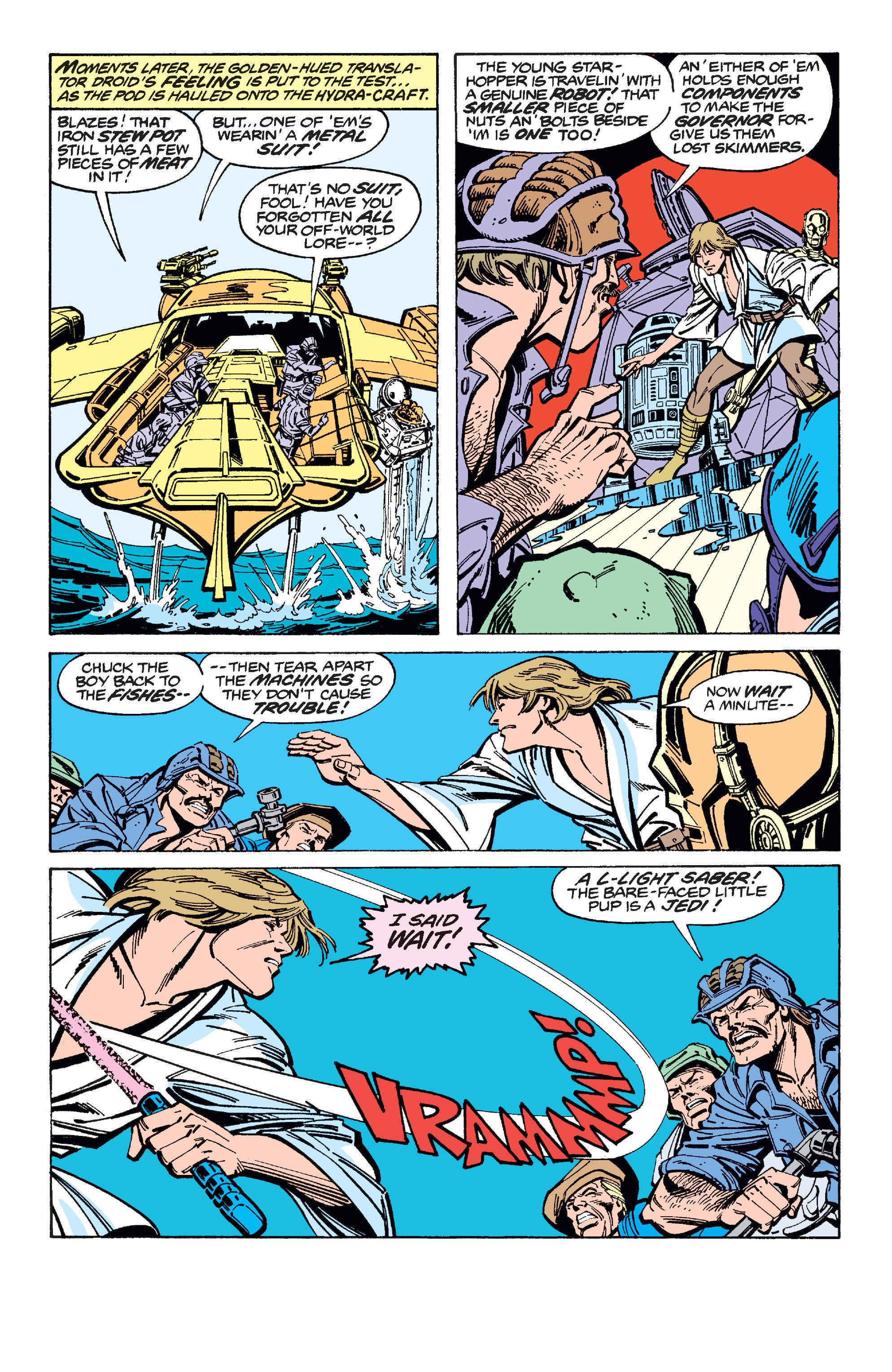 Read online Star Wars Omnibus comic -  Issue # Vol. 13 - 212