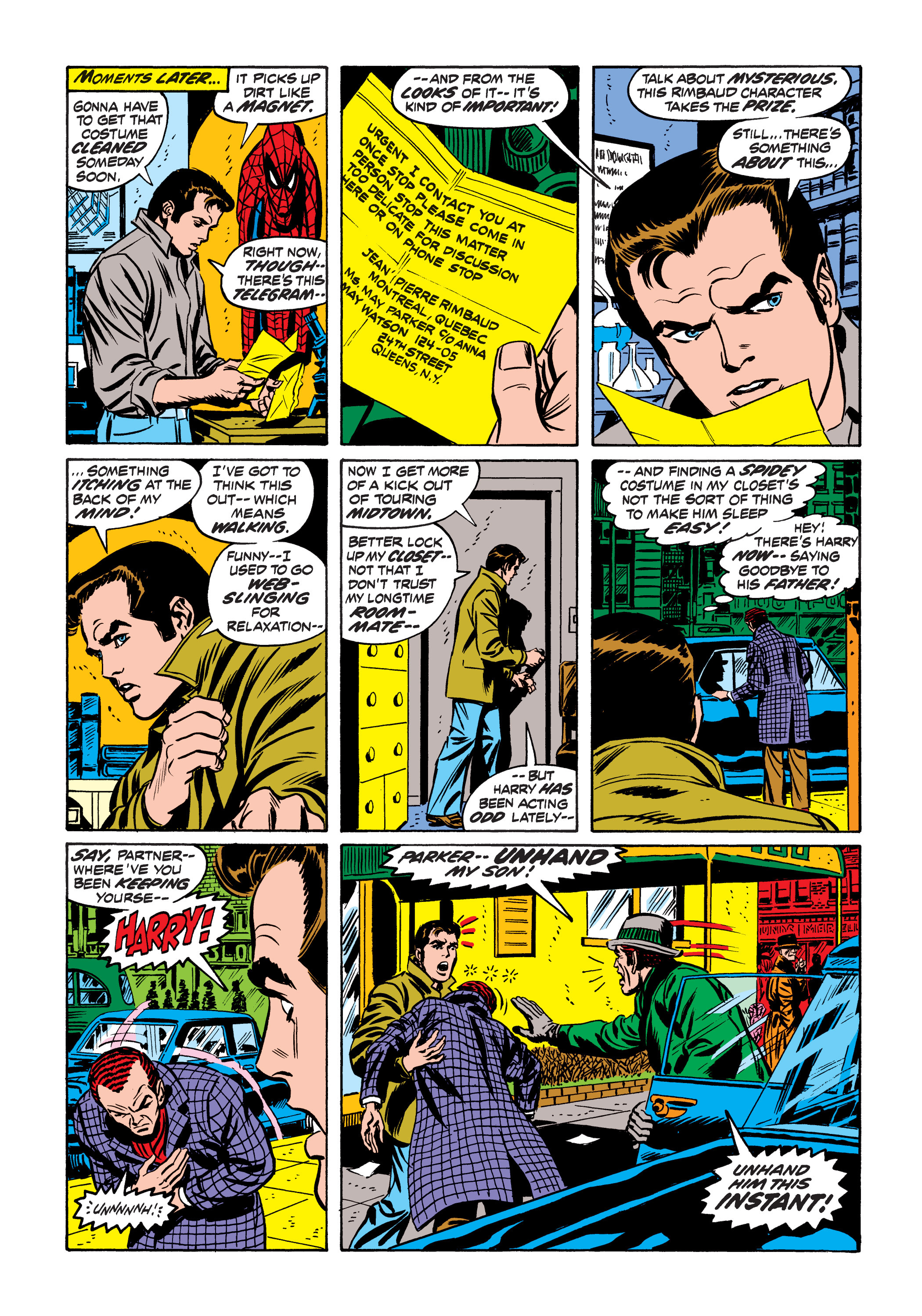 The Amazing Spider-Man (1963) 119 Page 5
