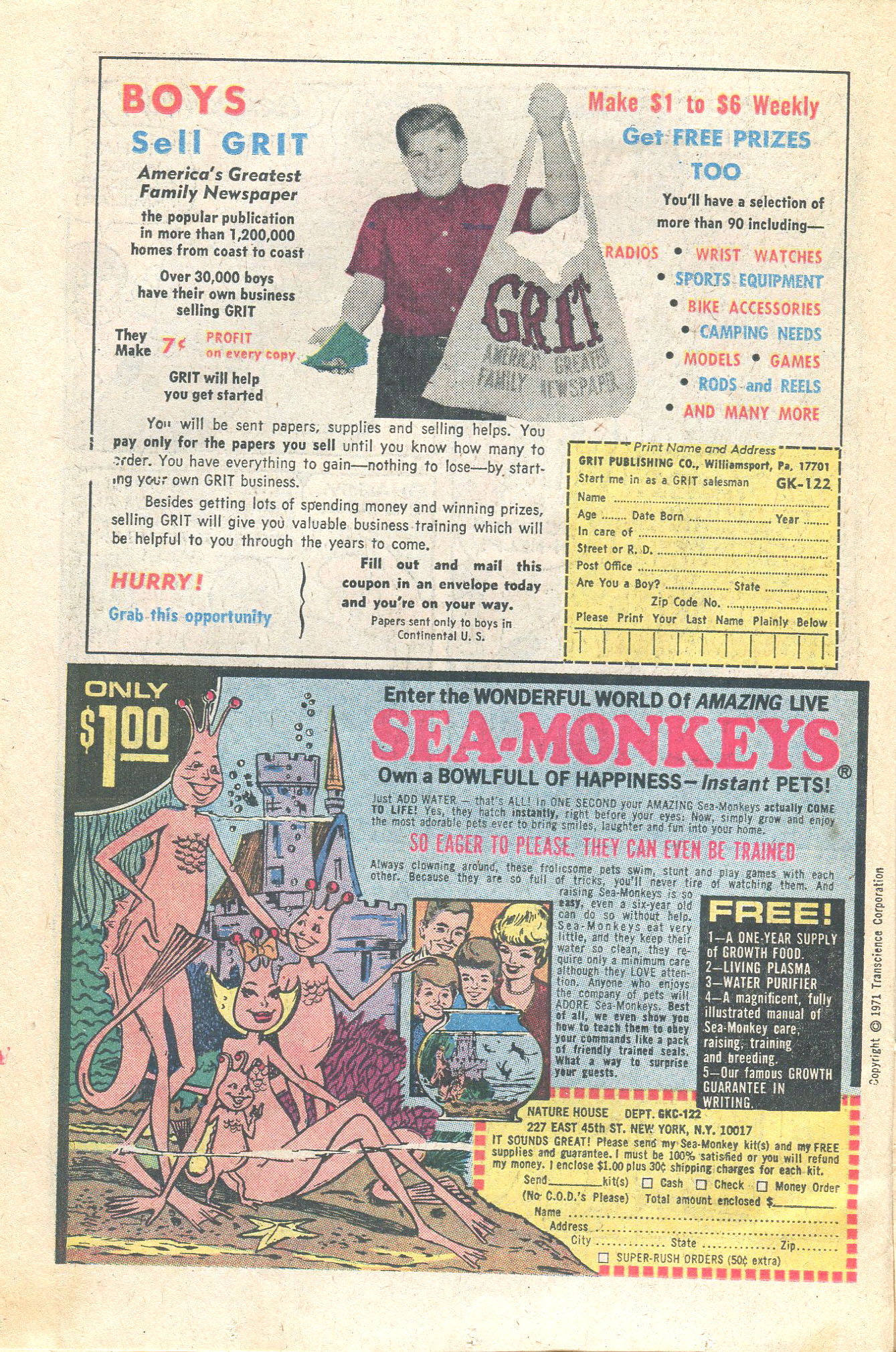 Read online Scooby-Doo... Where Are You! (1970) comic -  Issue #16 - 14