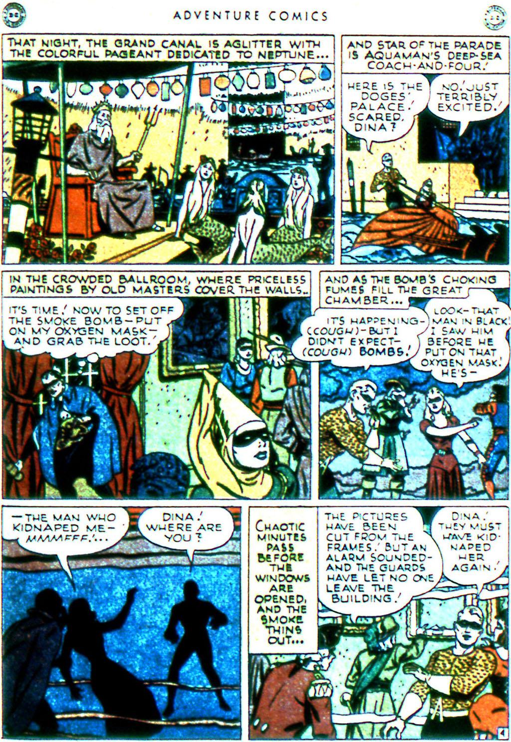 Read online Adventure Comics (1938) comic -  Issue #123 - 31