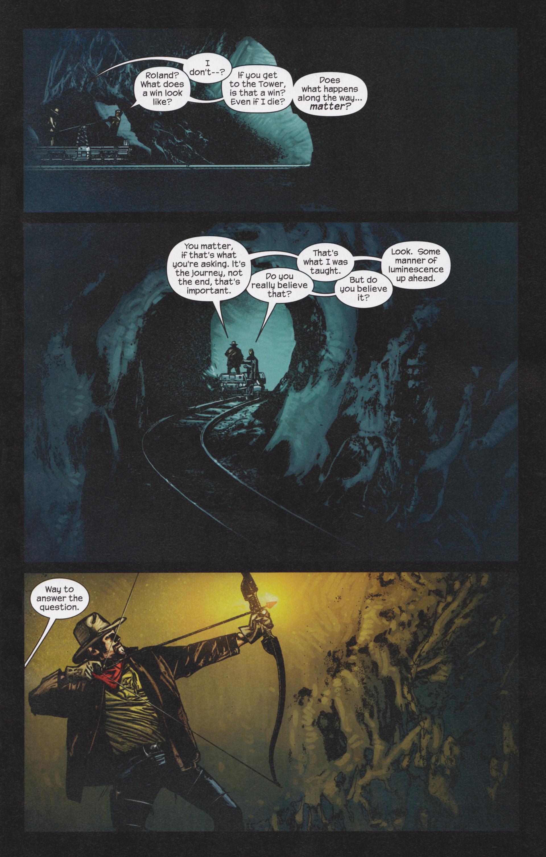 Read online Dark Tower: The Gunslinger - The Man in Black comic -  Issue #4 - 8