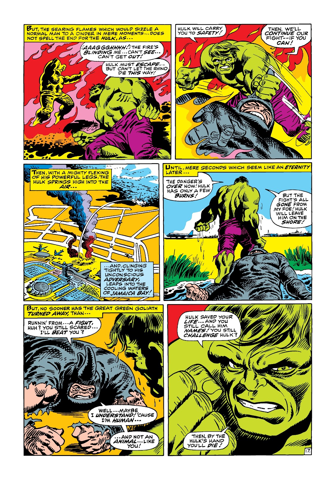 Read online Marvel Masterworks: The Incredible Hulk comic -  Issue # TPB 4 (Part 1) - 45