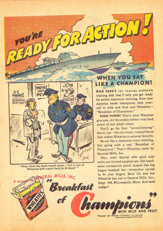 Read online Sensation (Mystery) Comics comic -  Issue #25 - 31