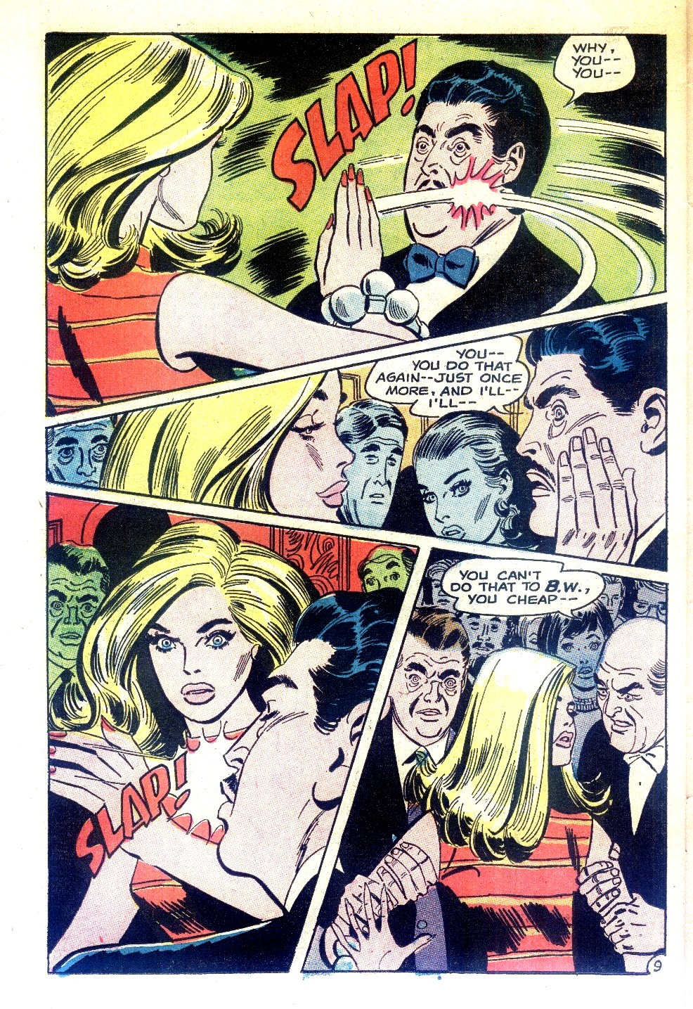 Read online Secret Hearts comic -  Issue #130 - 26