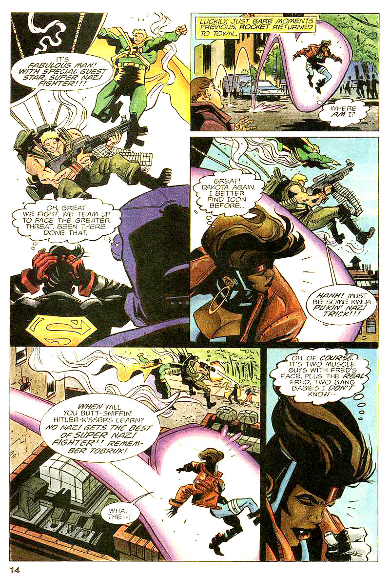 Read online Worlds Collide comic -  Issue # Full - 12